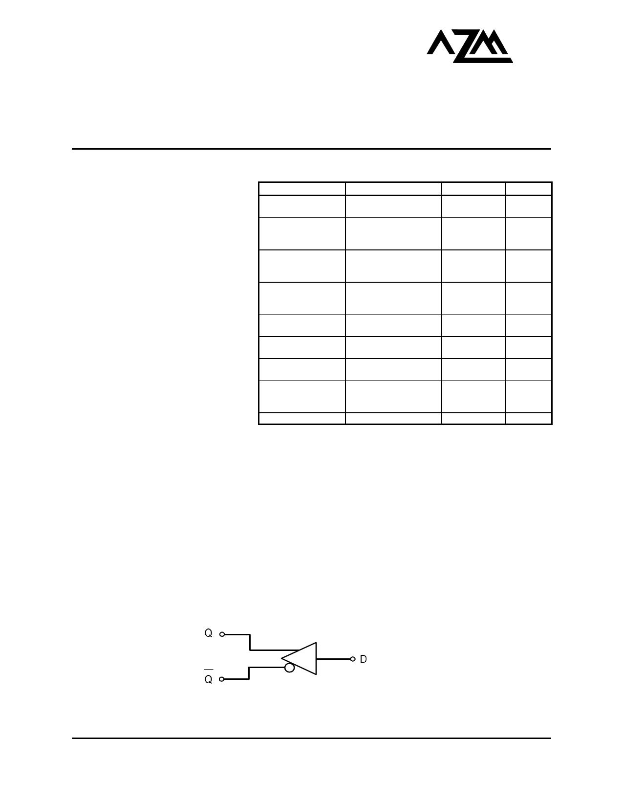 AZ100ELT20 دیتاشیت PDF