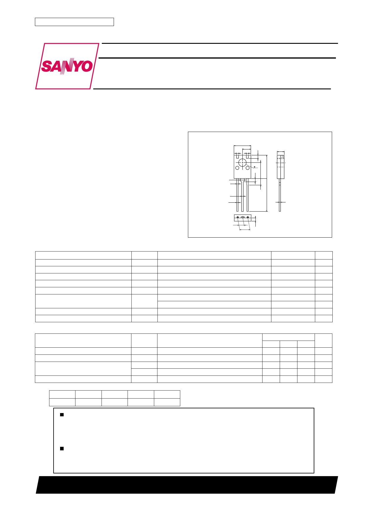 C3953 datasheet image