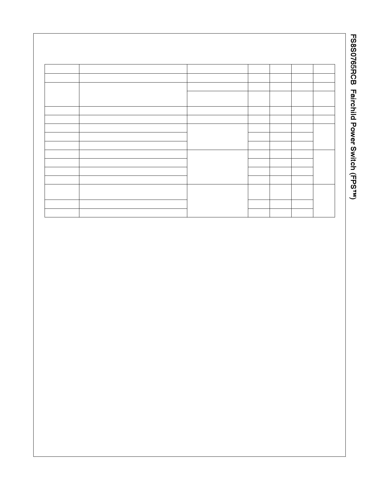 FS8S0765RCBTU pdf
