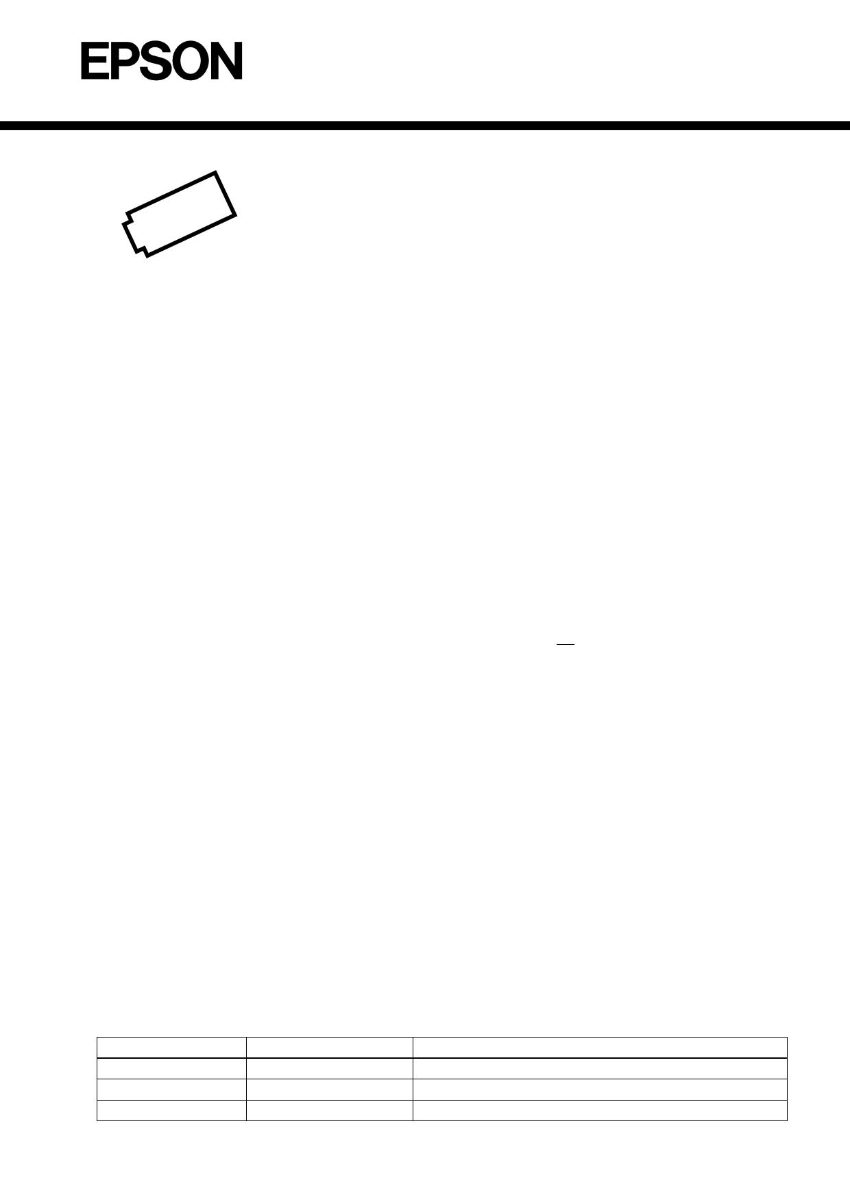 E0C6S37 دیتاشیت PDF