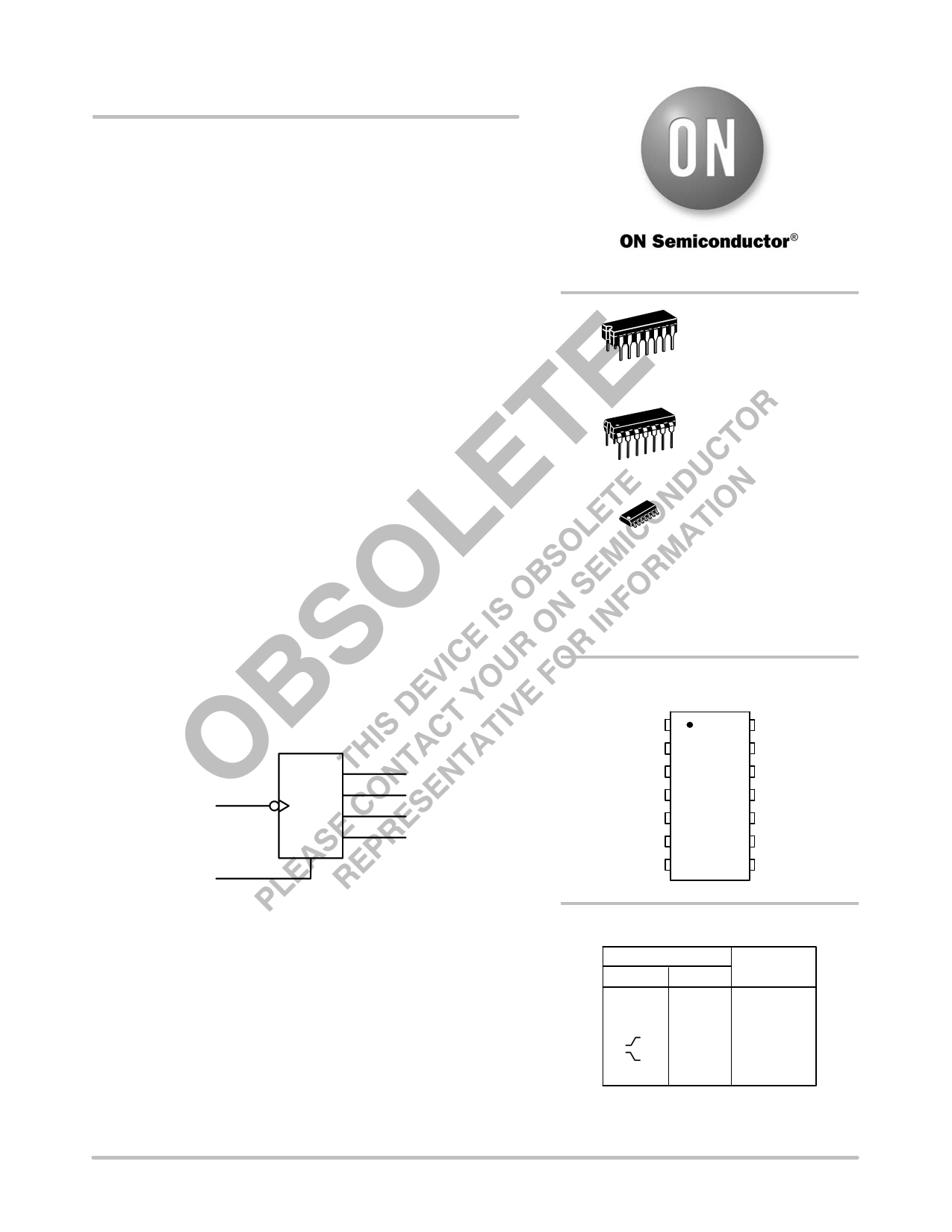 mc74hc393 datasheet pdf   pinout