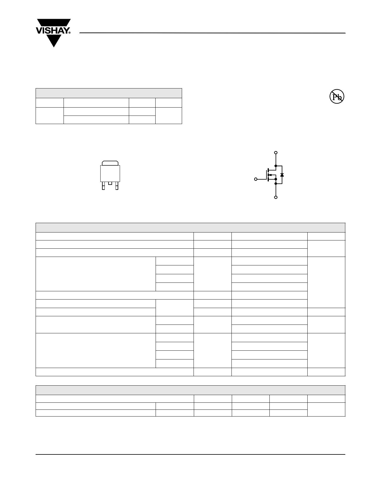 SUM110N04-2m1P datasheet, circuit