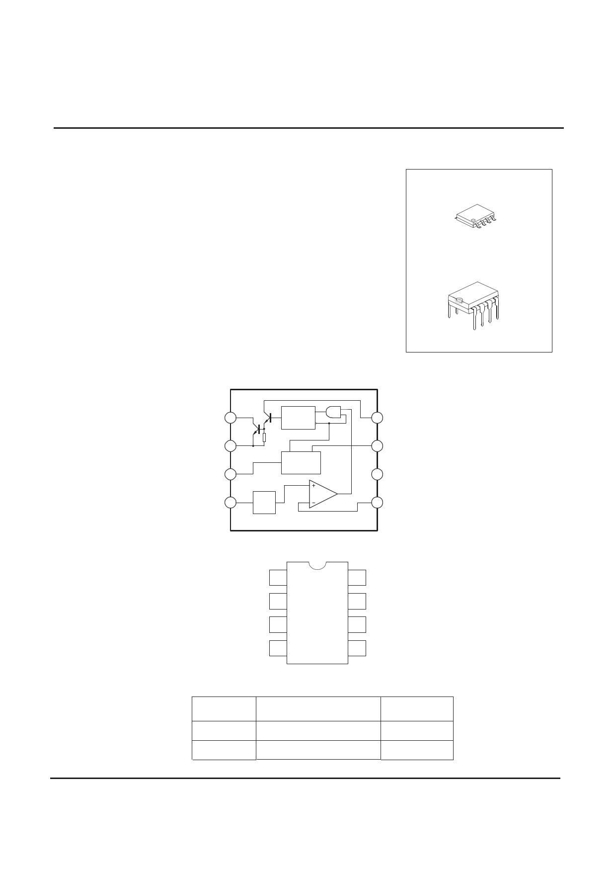 TD34063 Datenblatt PDF