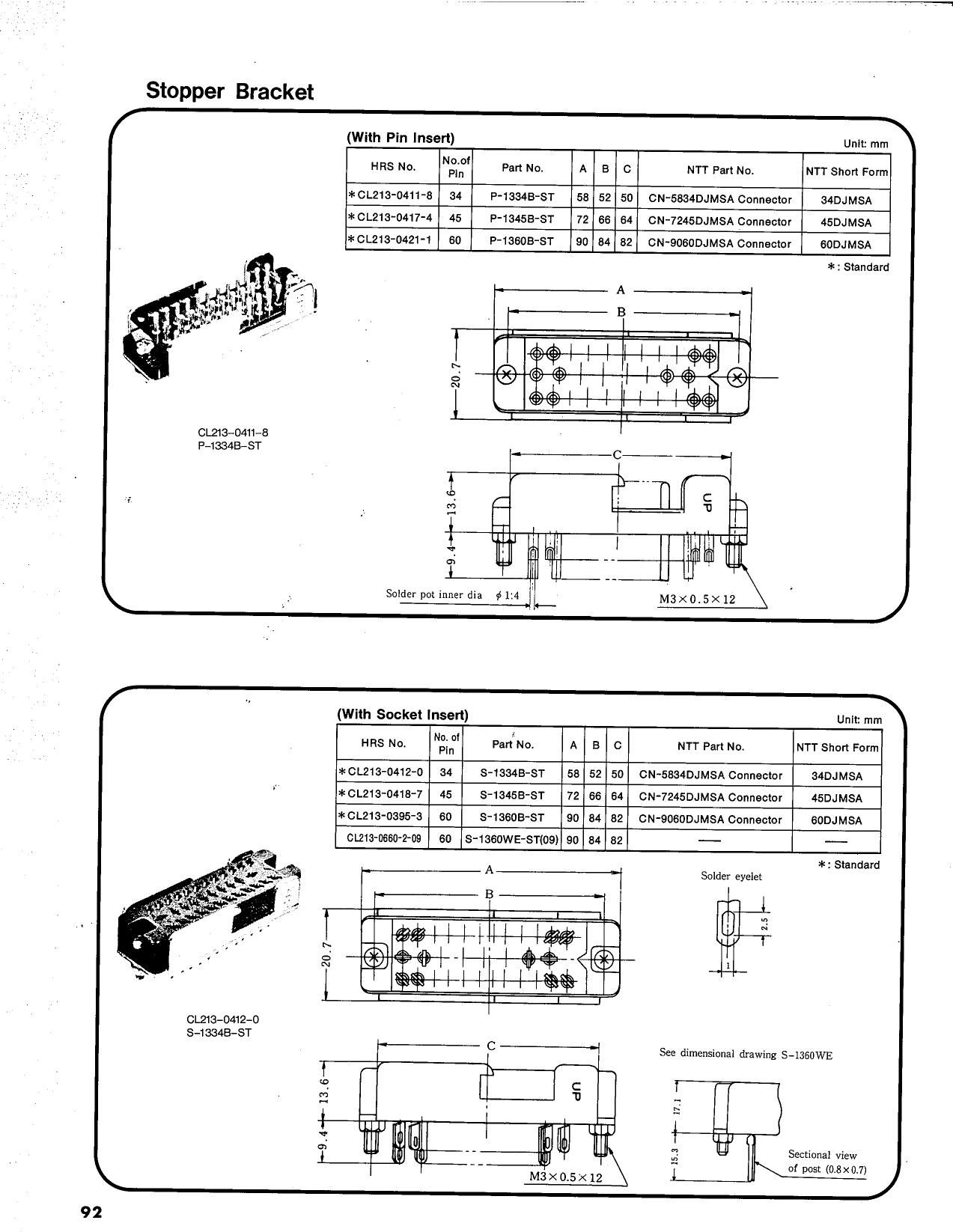 S-1360W-SB arduino