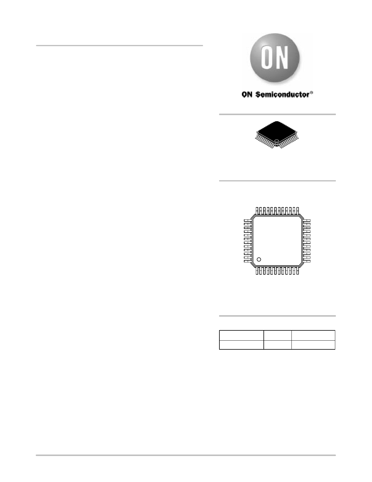 NCN6004AFTBR2 دیتاشیت PDF