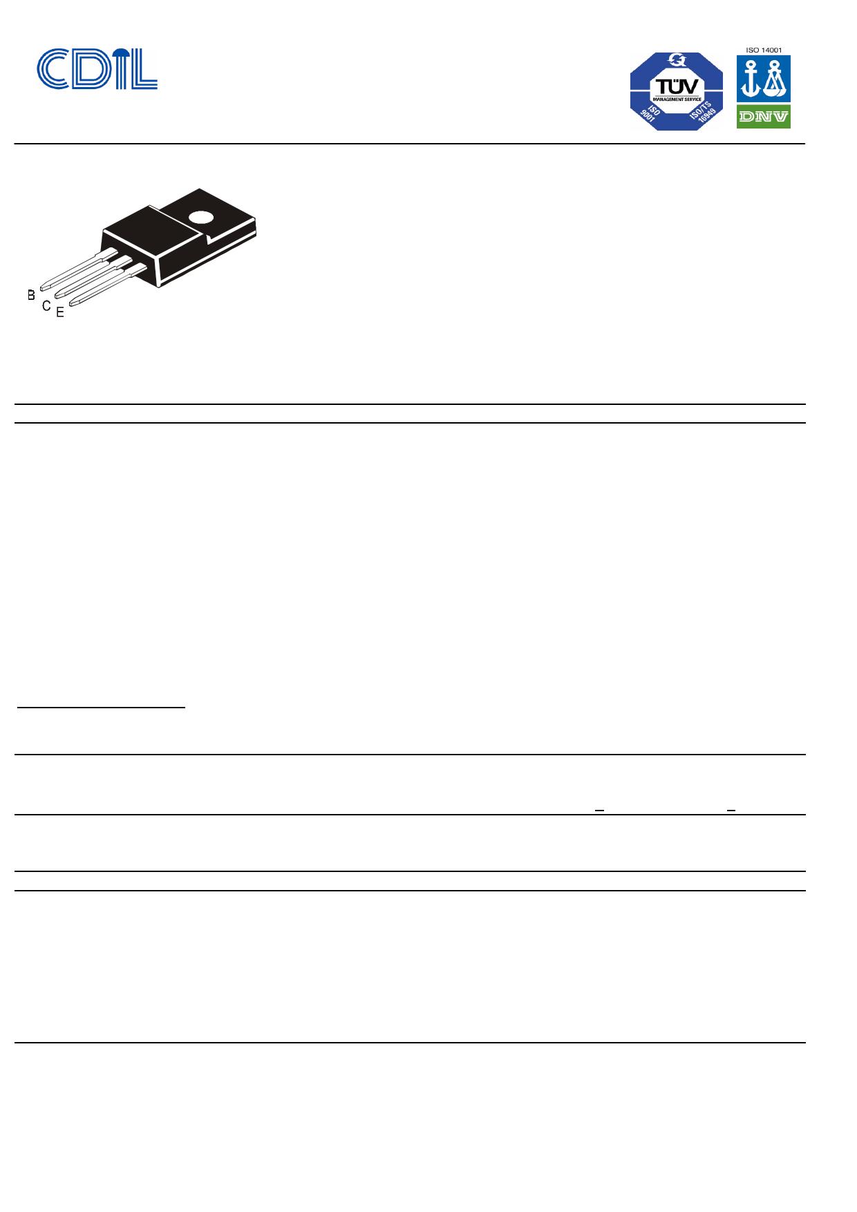CJF44H11 دیتاشیت PDF