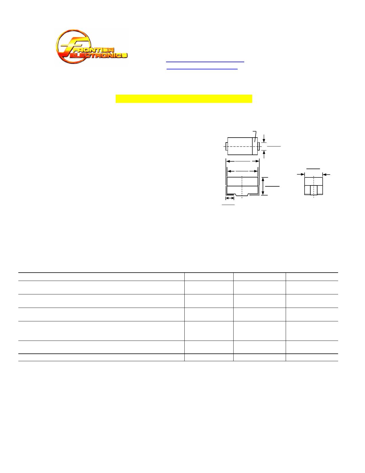 P6SMBJ51A-LFR دیتاشیت PDF