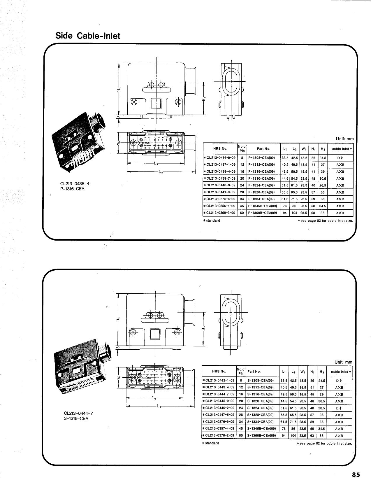S-1345-CT pdf, 반도체, 판매, 대치품
