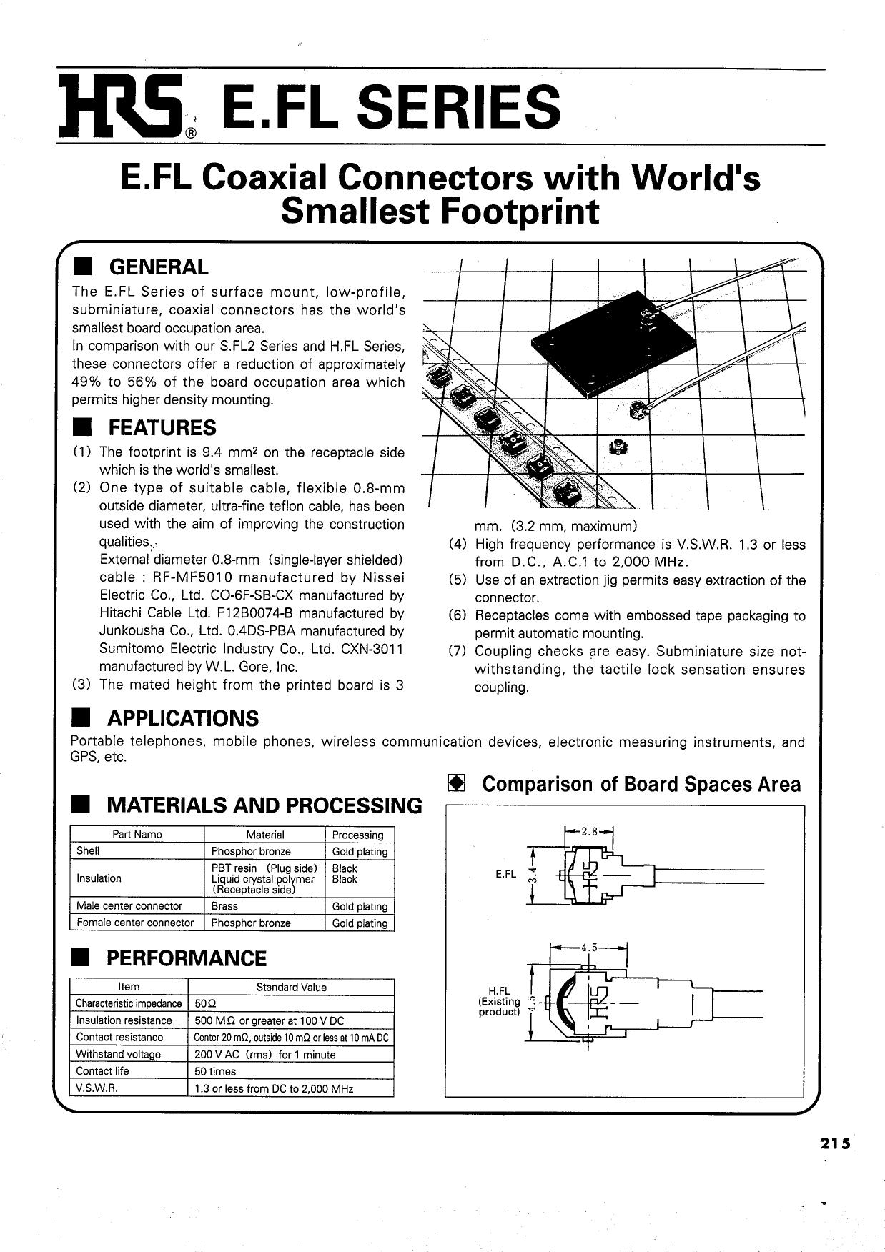 E.FL-R-1 datasheet
