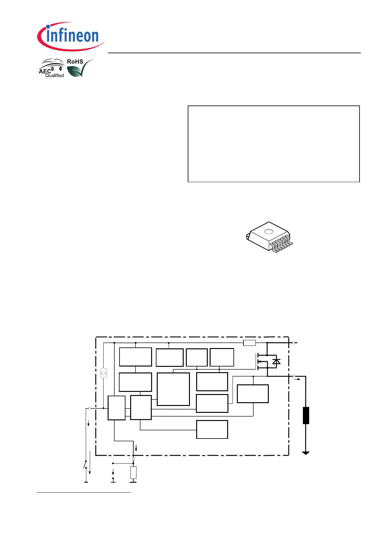 BTS50085-1TMA دیتاشیت PDF