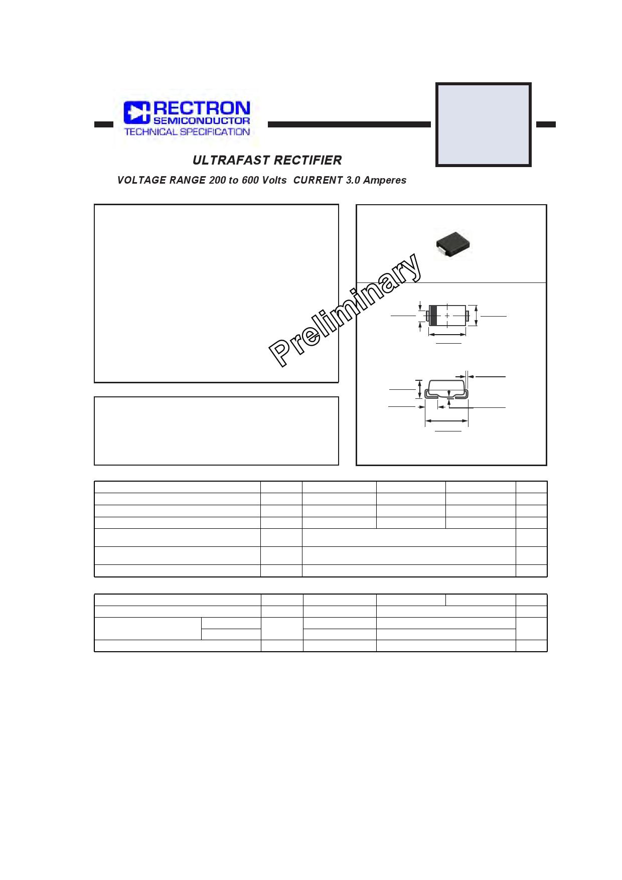 MURS320 Datasheet, MURS320 PDF,ピン配置, 機能