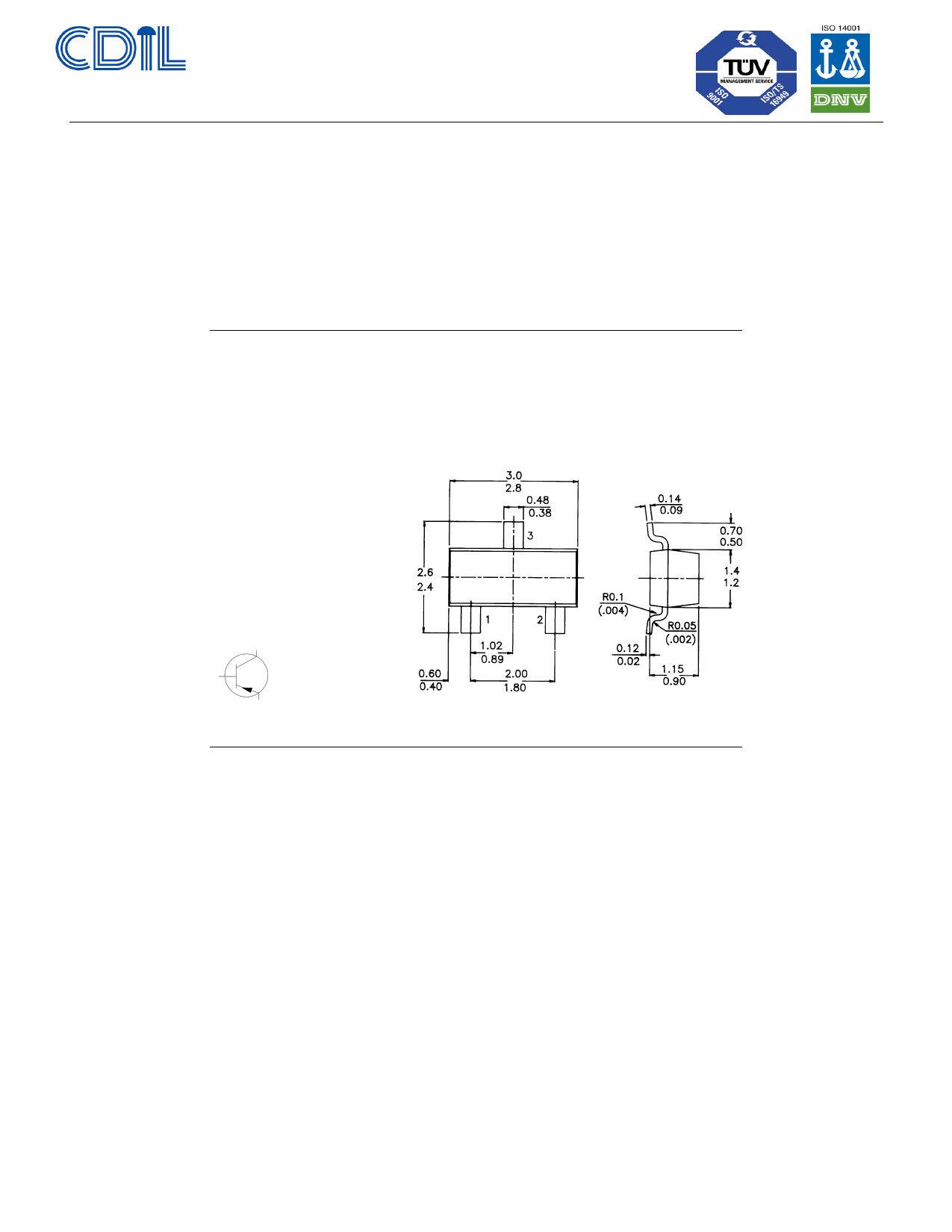 BCX71G 데이터시트 및 BCX71G PDF