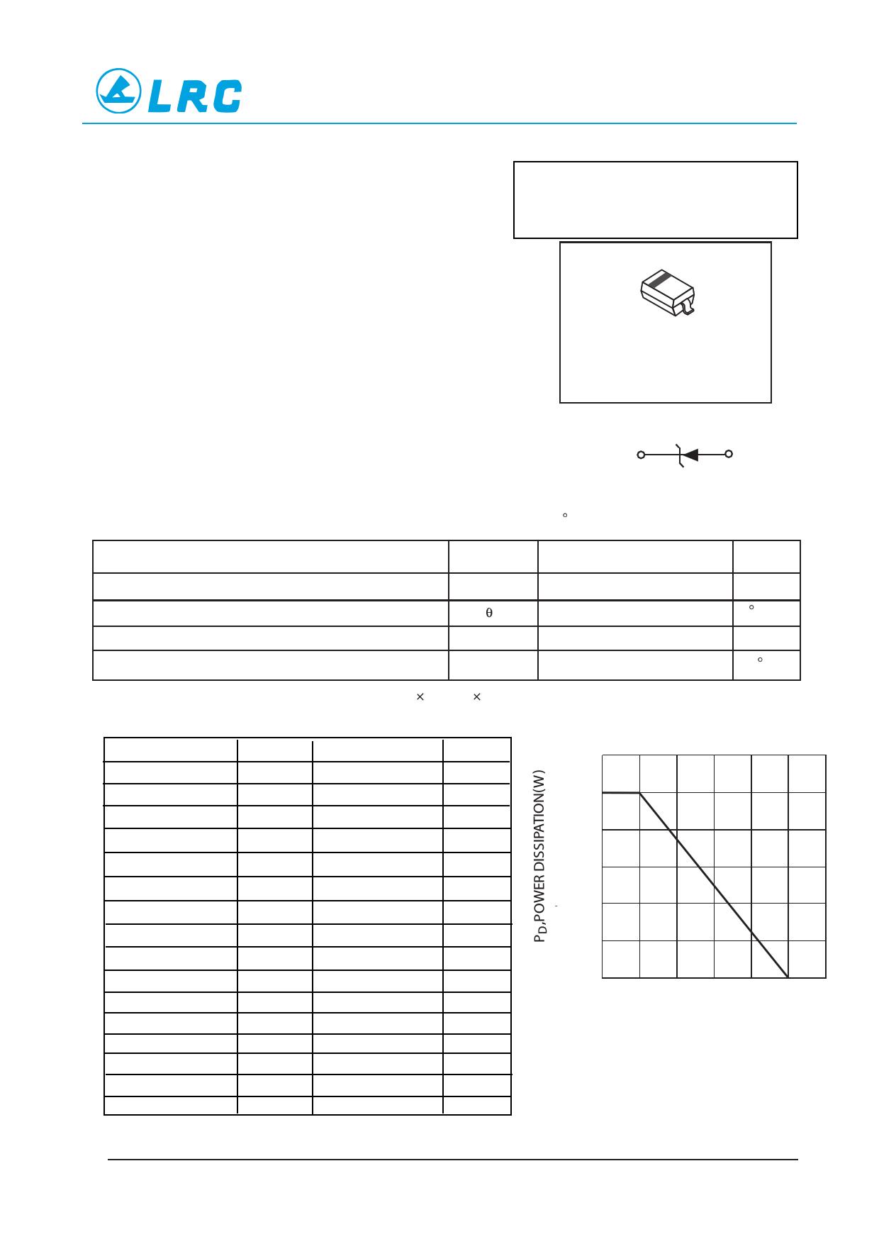 LBZT52B18T1G datasheet, circuit