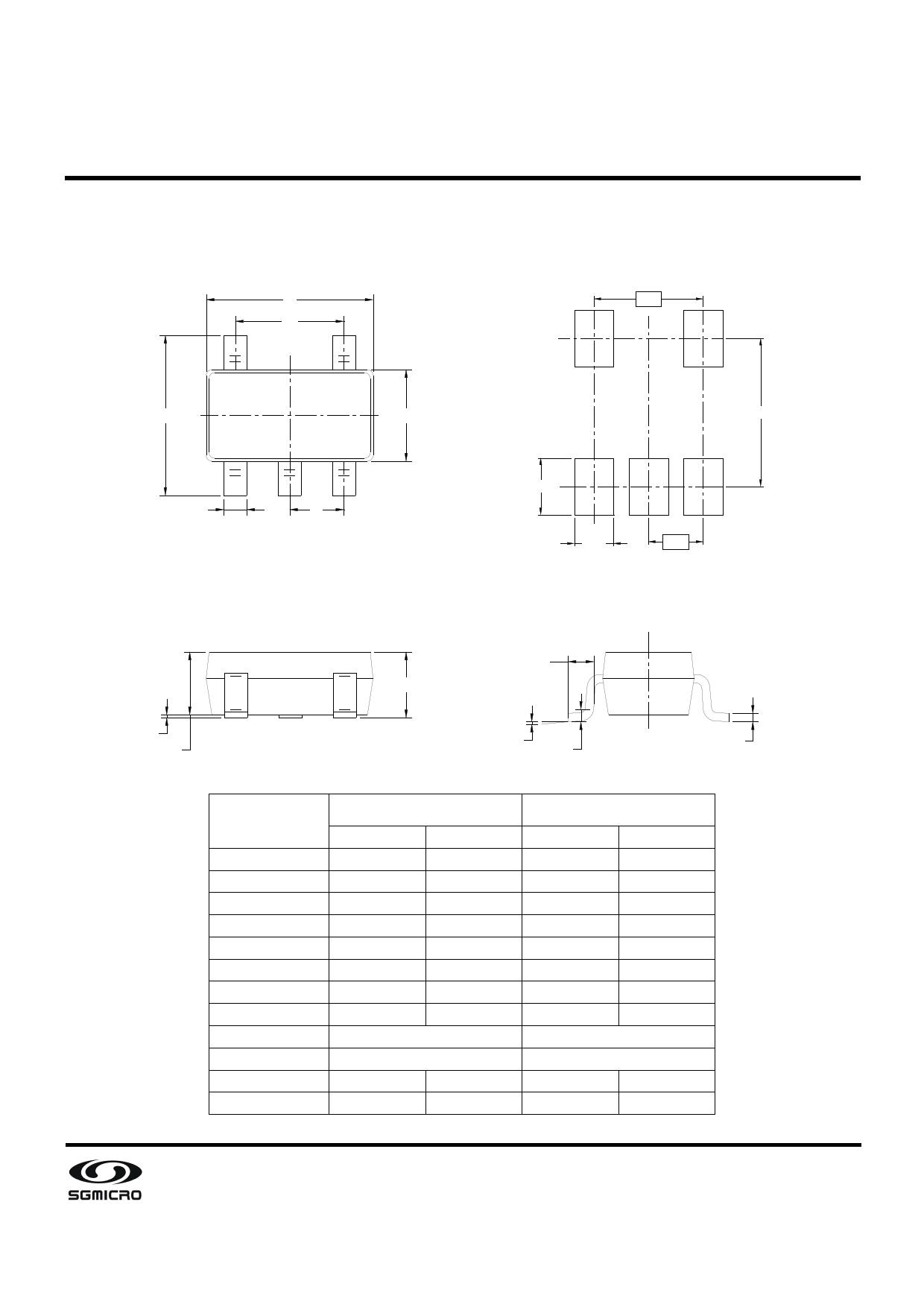 SGM8581 diode, scr