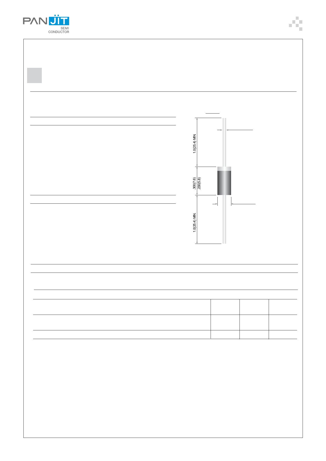 3EZ43 دیتاشیت PDF