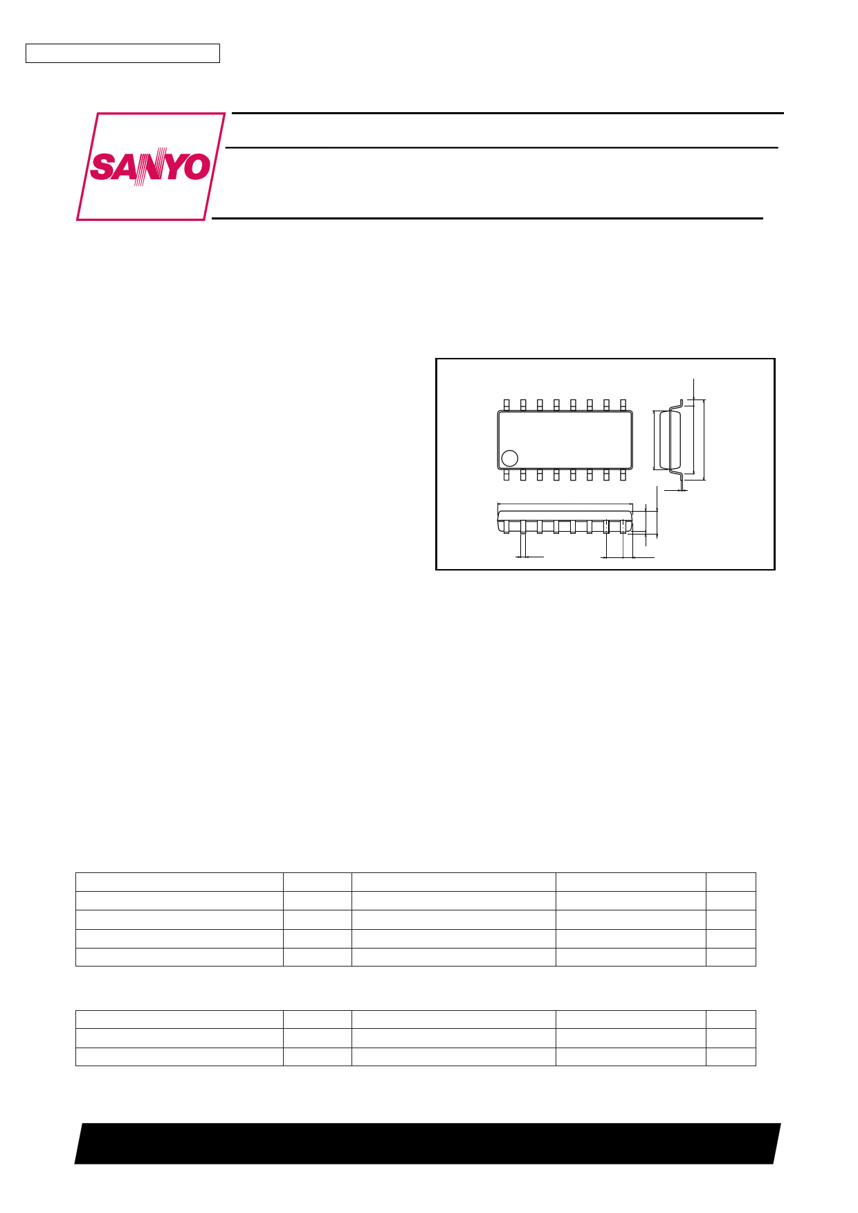 LA7160M دیتاشیت PDF