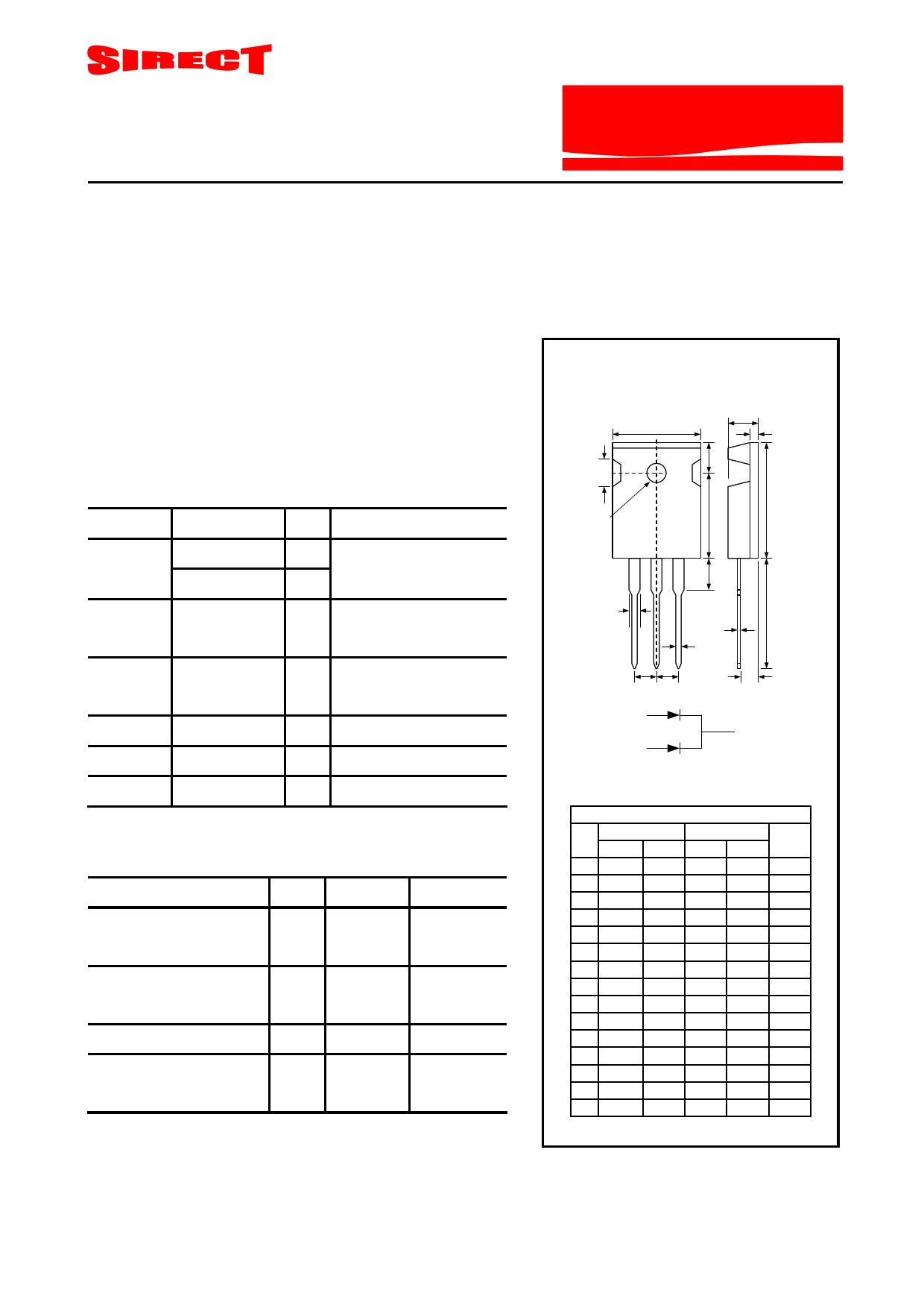 FWSR315PT دیتاشیت PDF