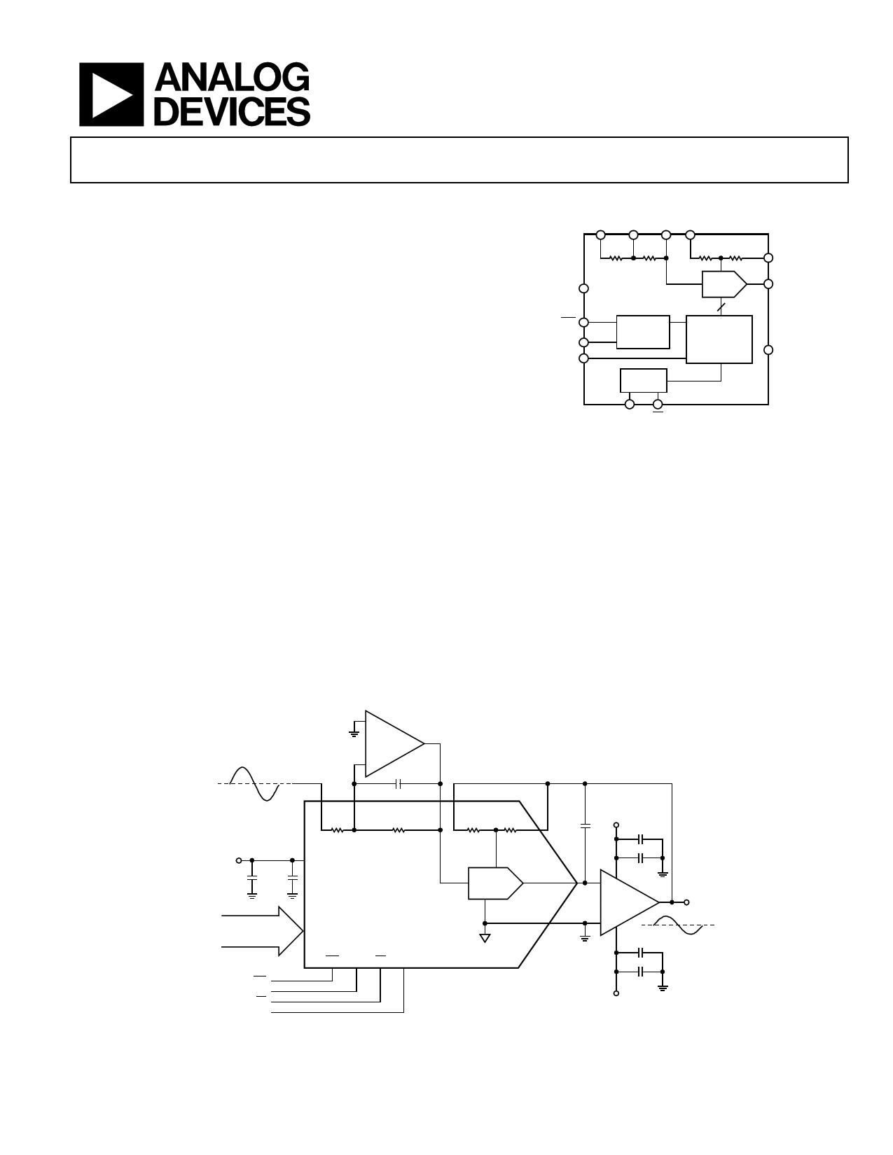 AD5546 datasheet