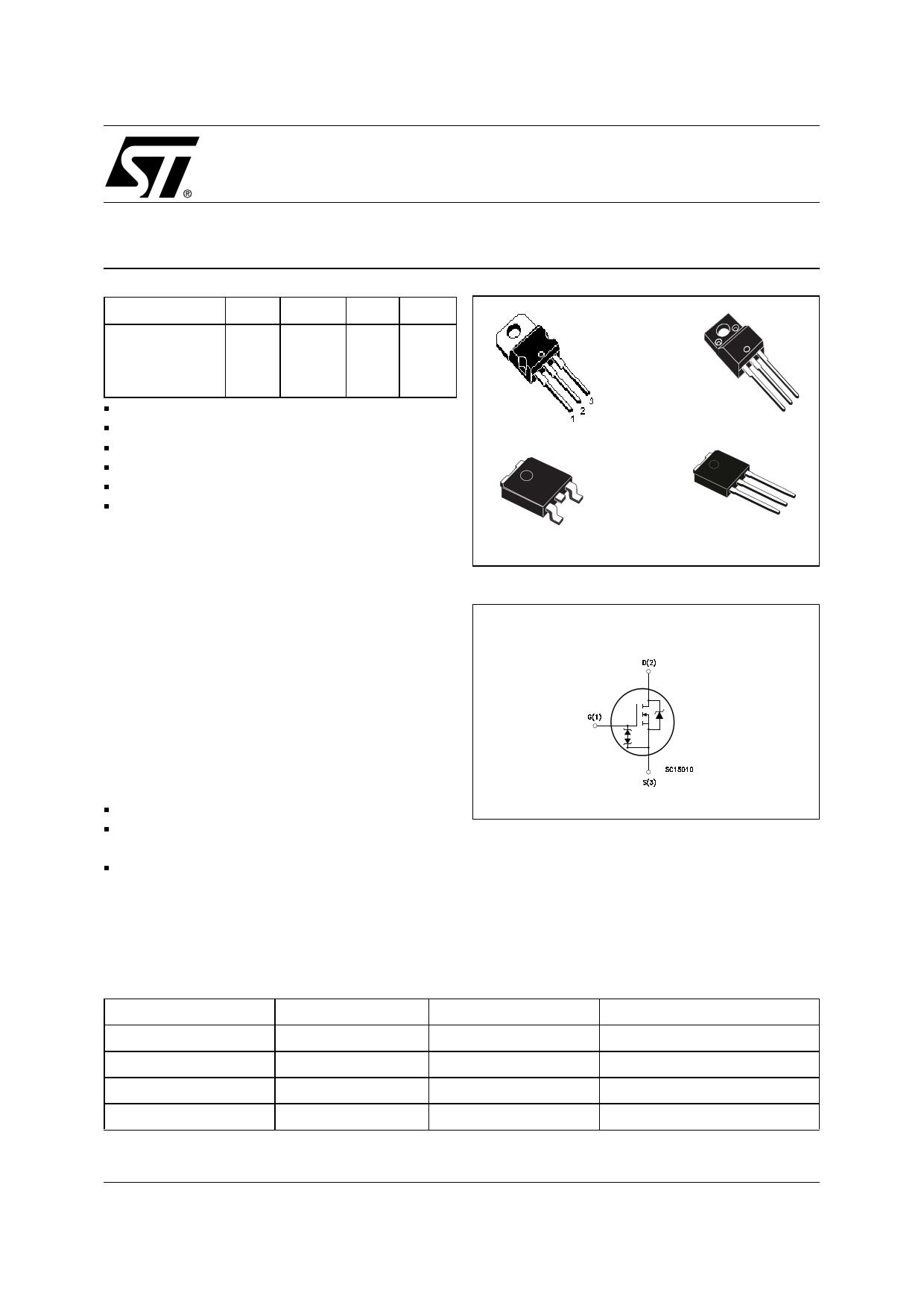 P3NK90Z datasheet