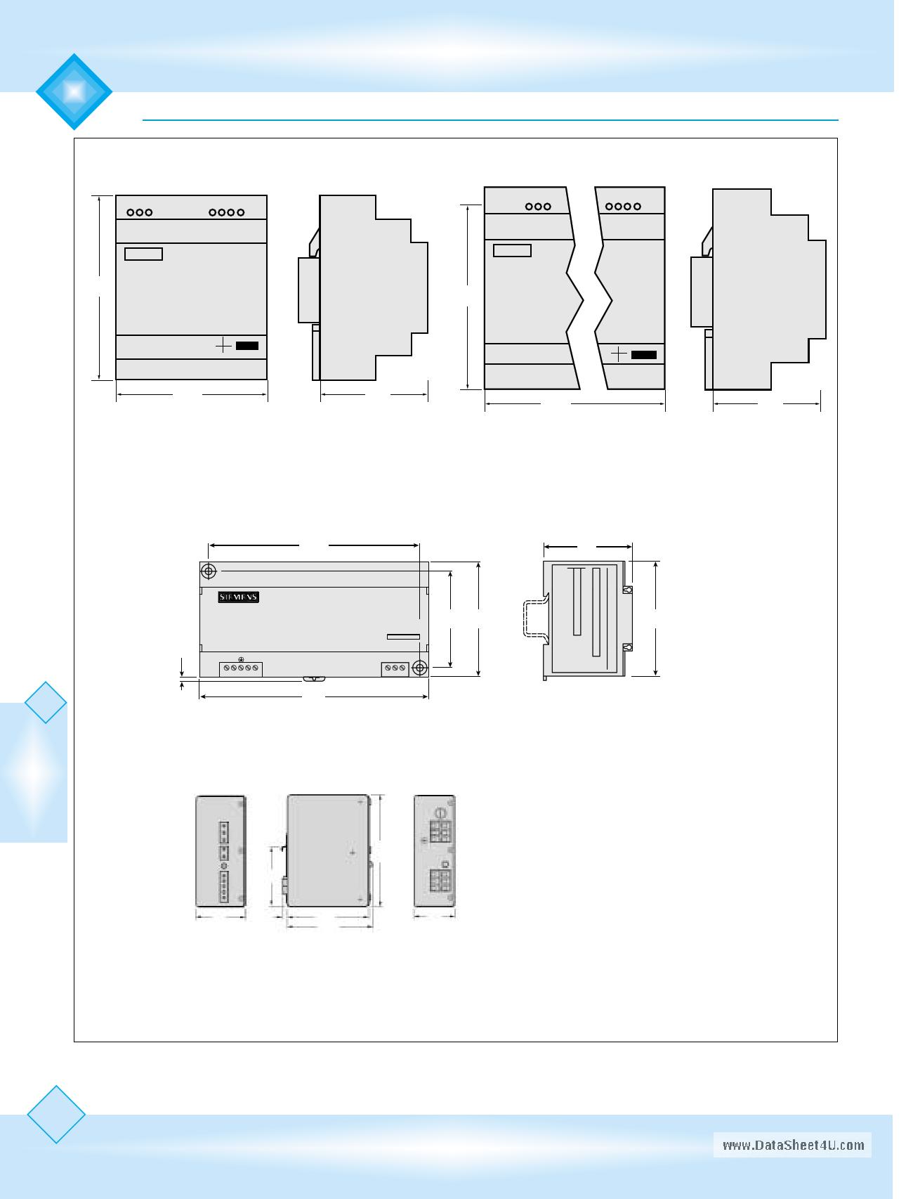 6EP1436-1SH01 datasheet pinout
