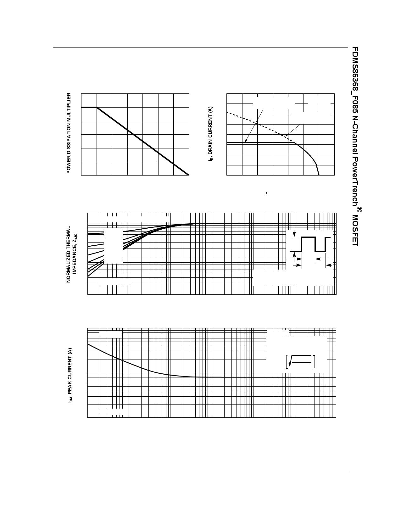 FDMS86368_F085 pdf, ピン配列