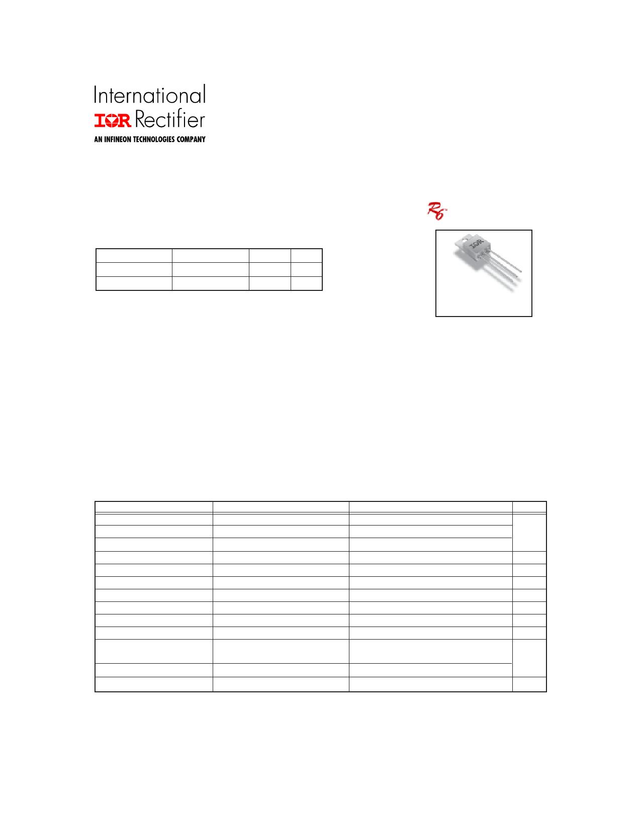 2N7599T3 datasheet