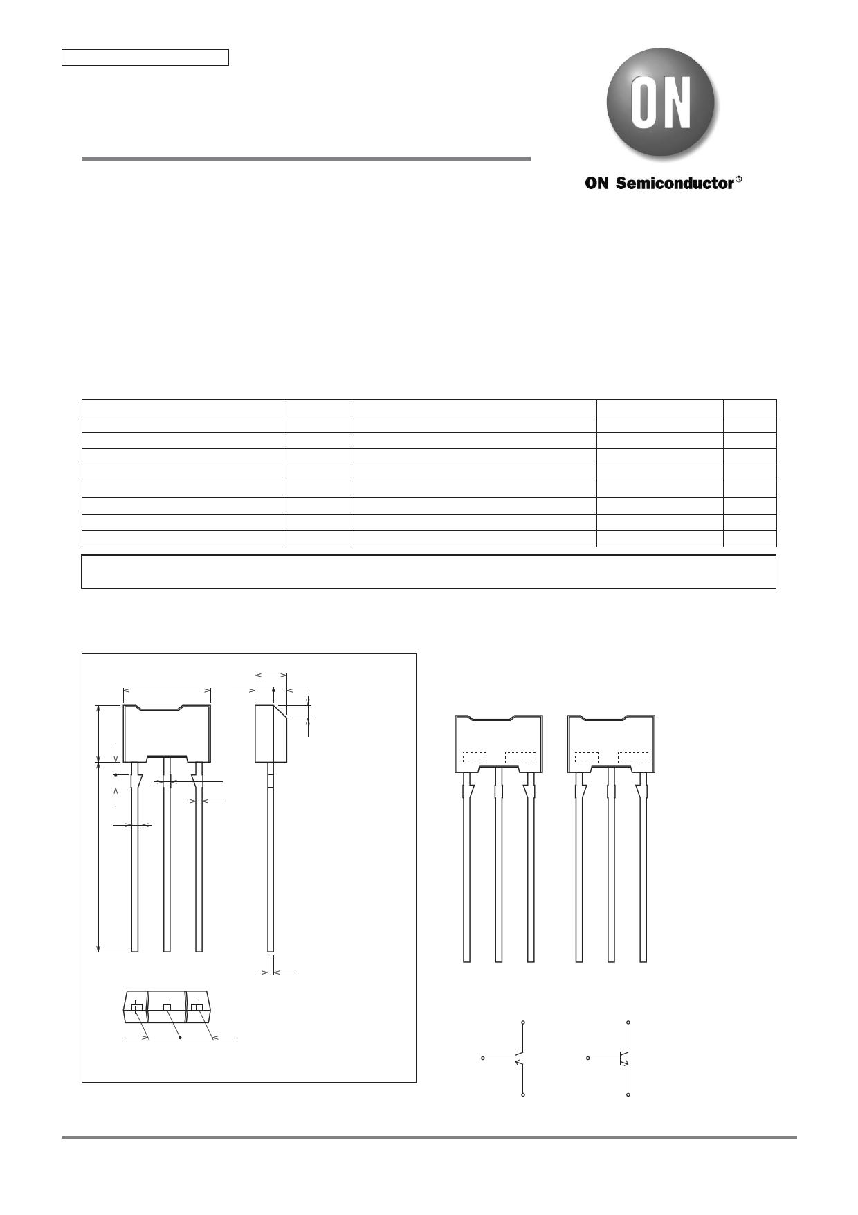 2SA1709 데이터시트 및 2SA1709 PDF