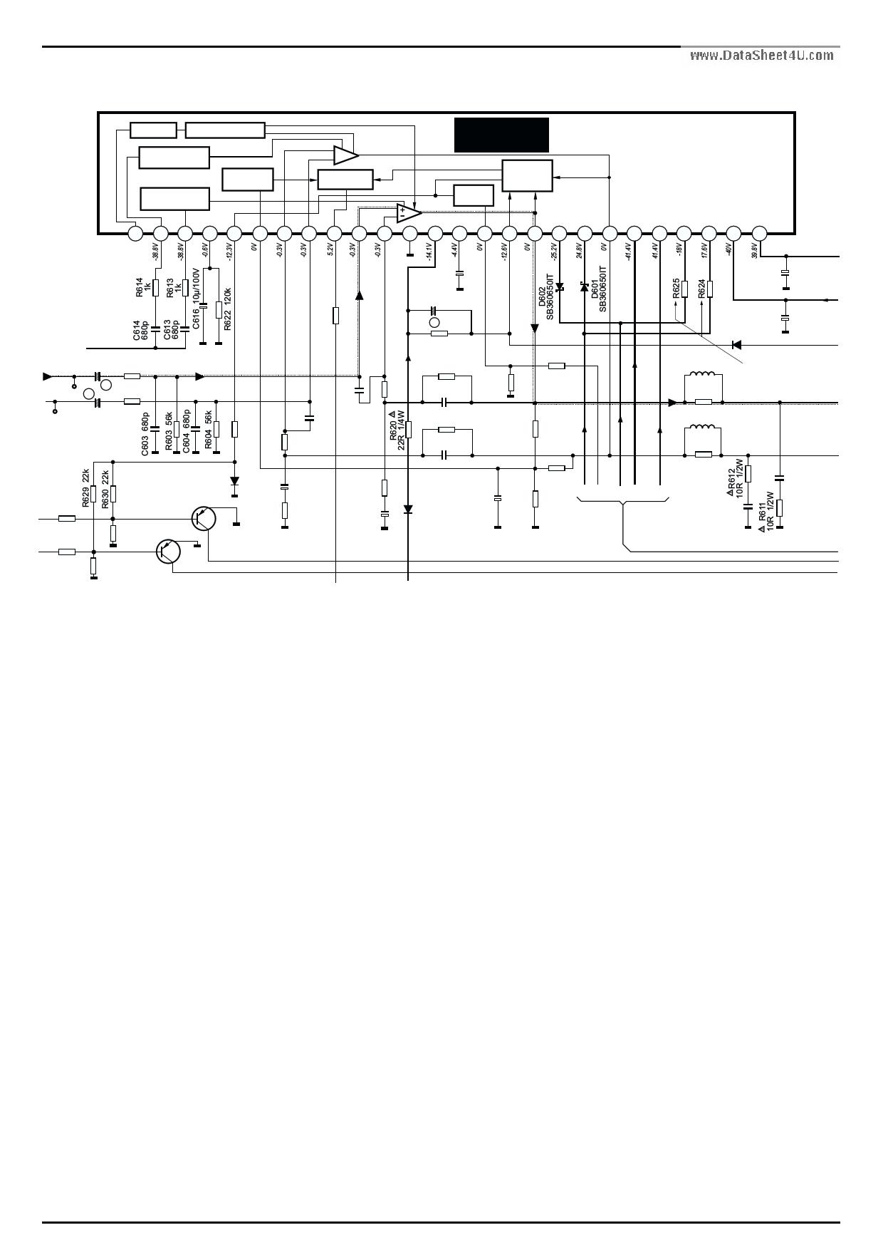 rsn3306a - power amp