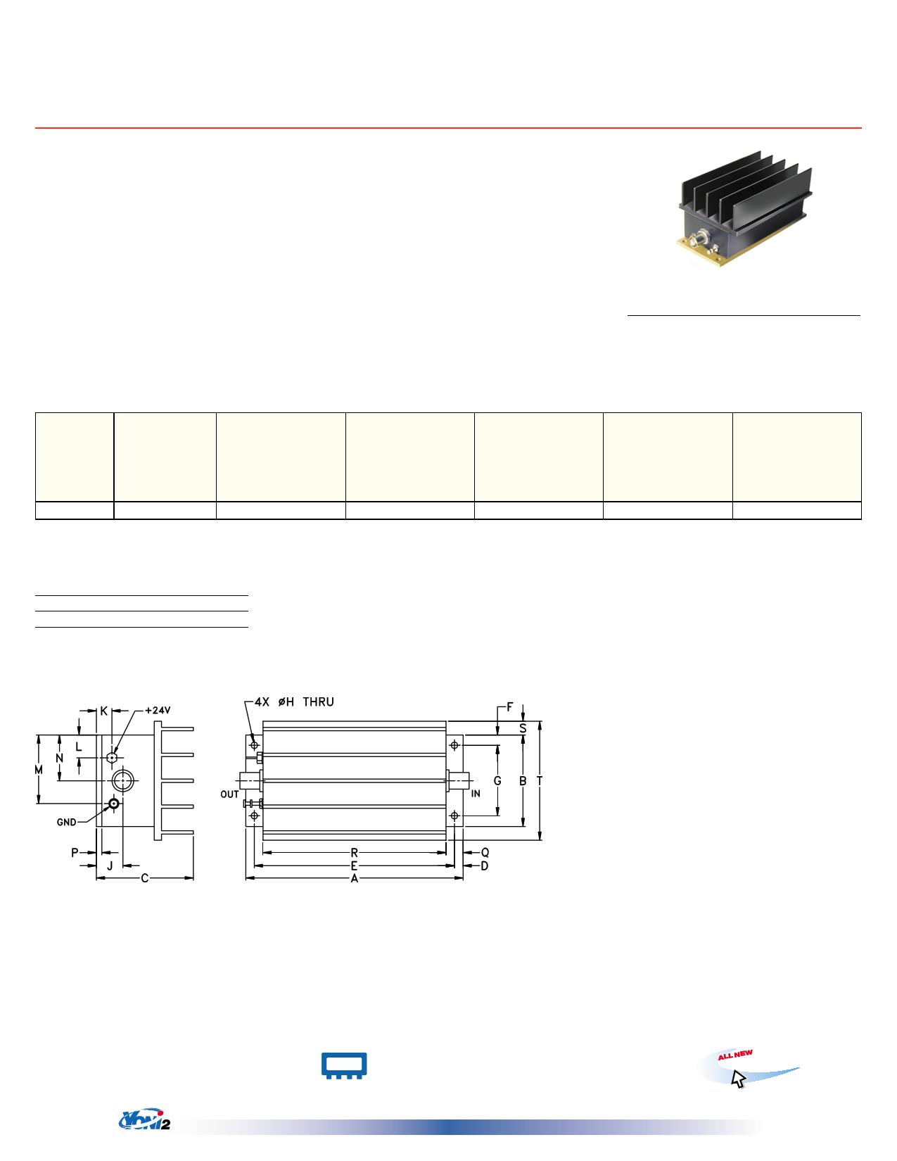ZHL-2-8 دیتاشیت PDF