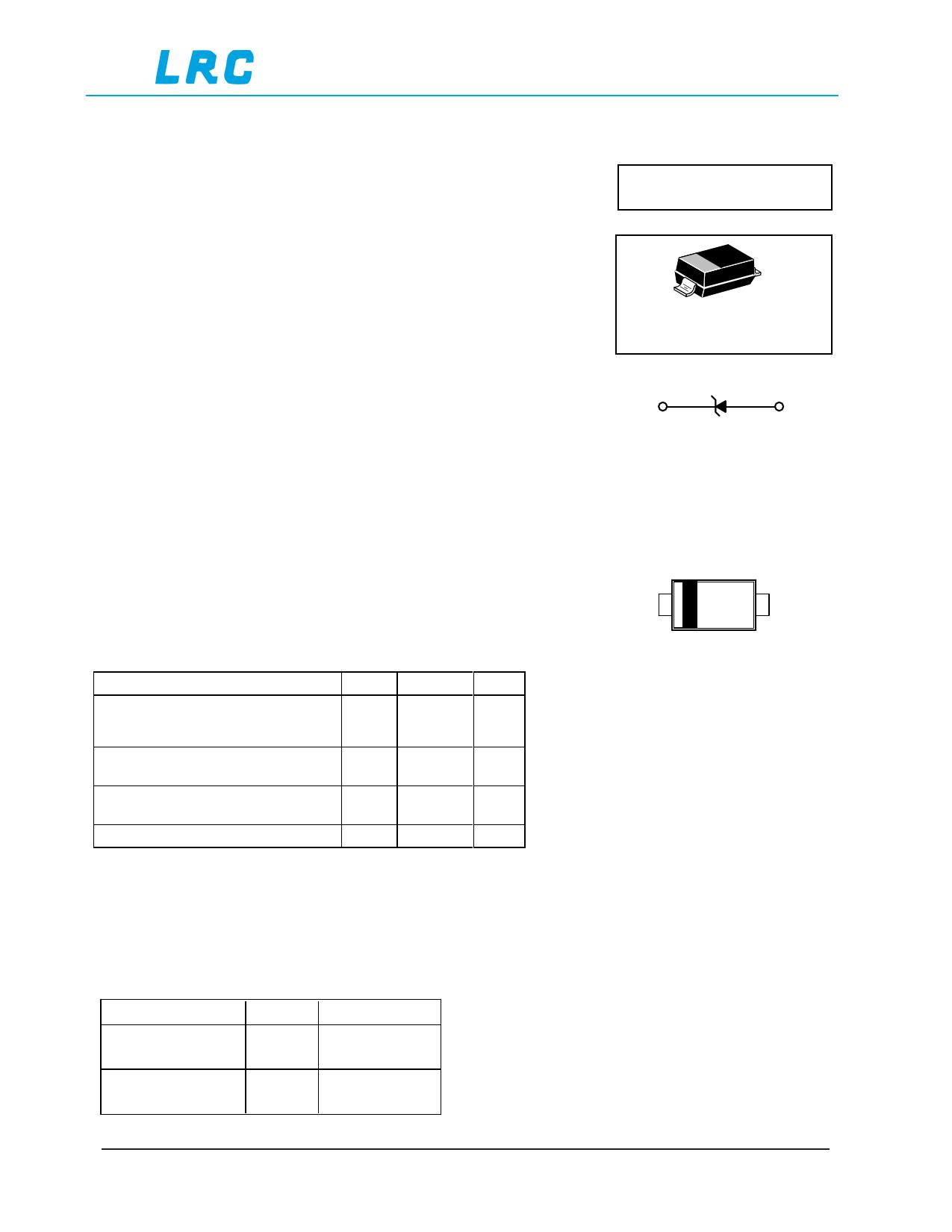 LMSZ5259BT1G datasheet, circuit