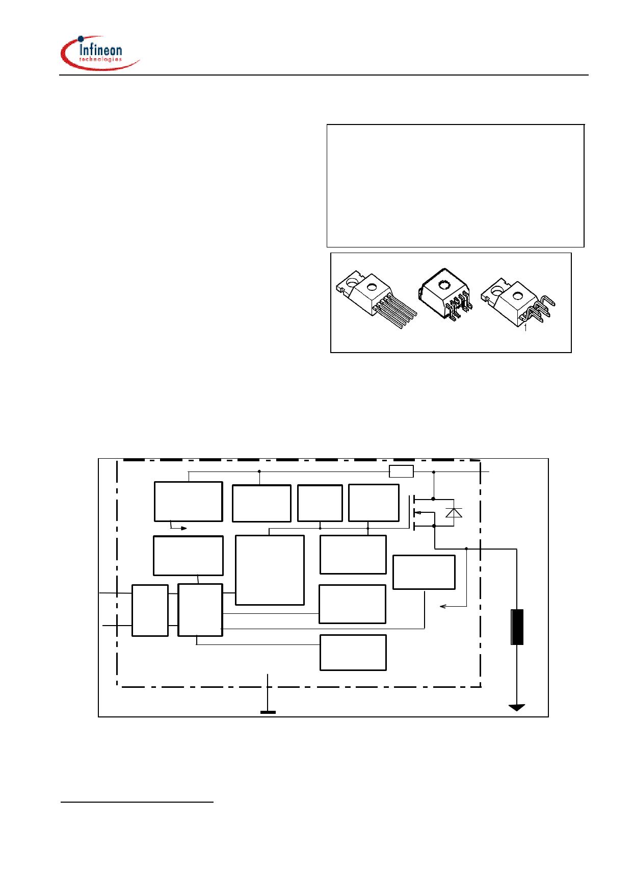 BTS432D2 دیتاشیت PDF