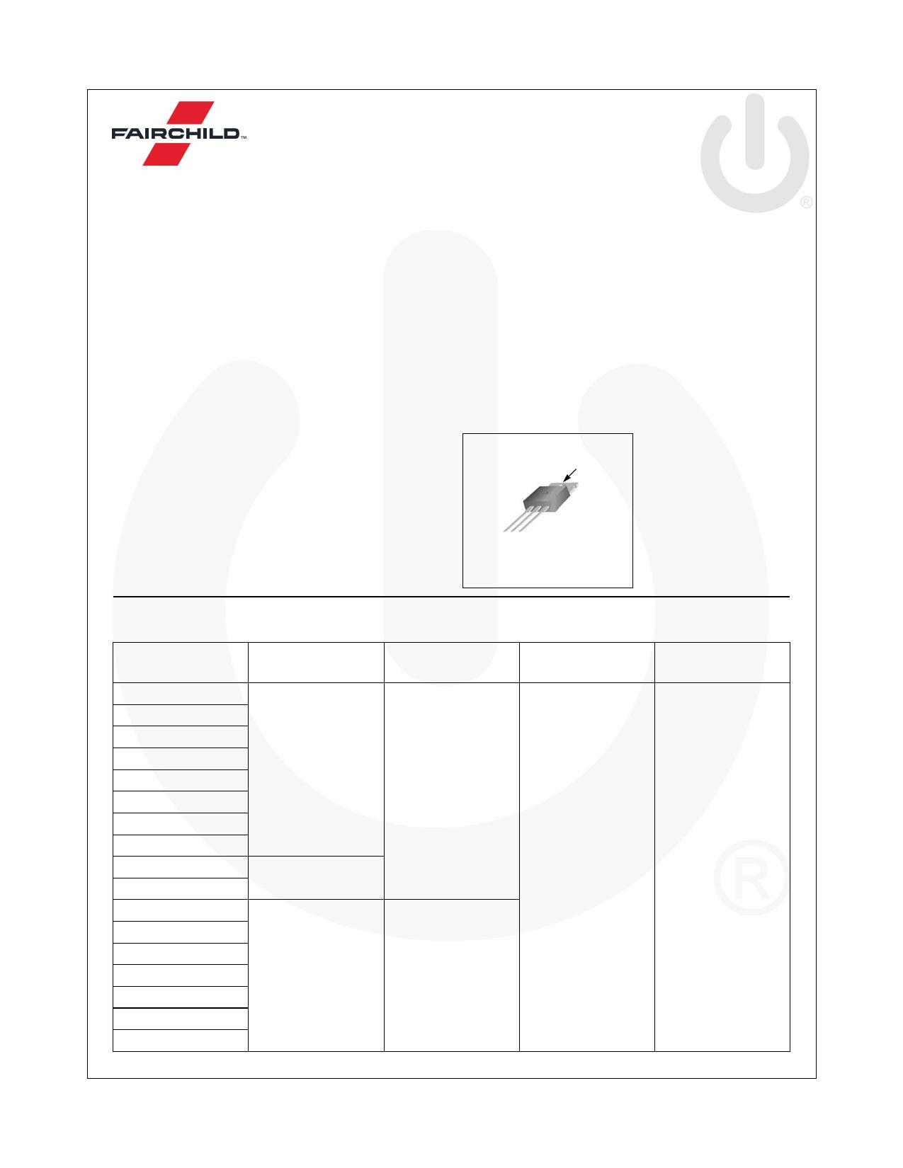 KA7905TU Datasheet, KA7905TU PDF,ピン配置, 機能