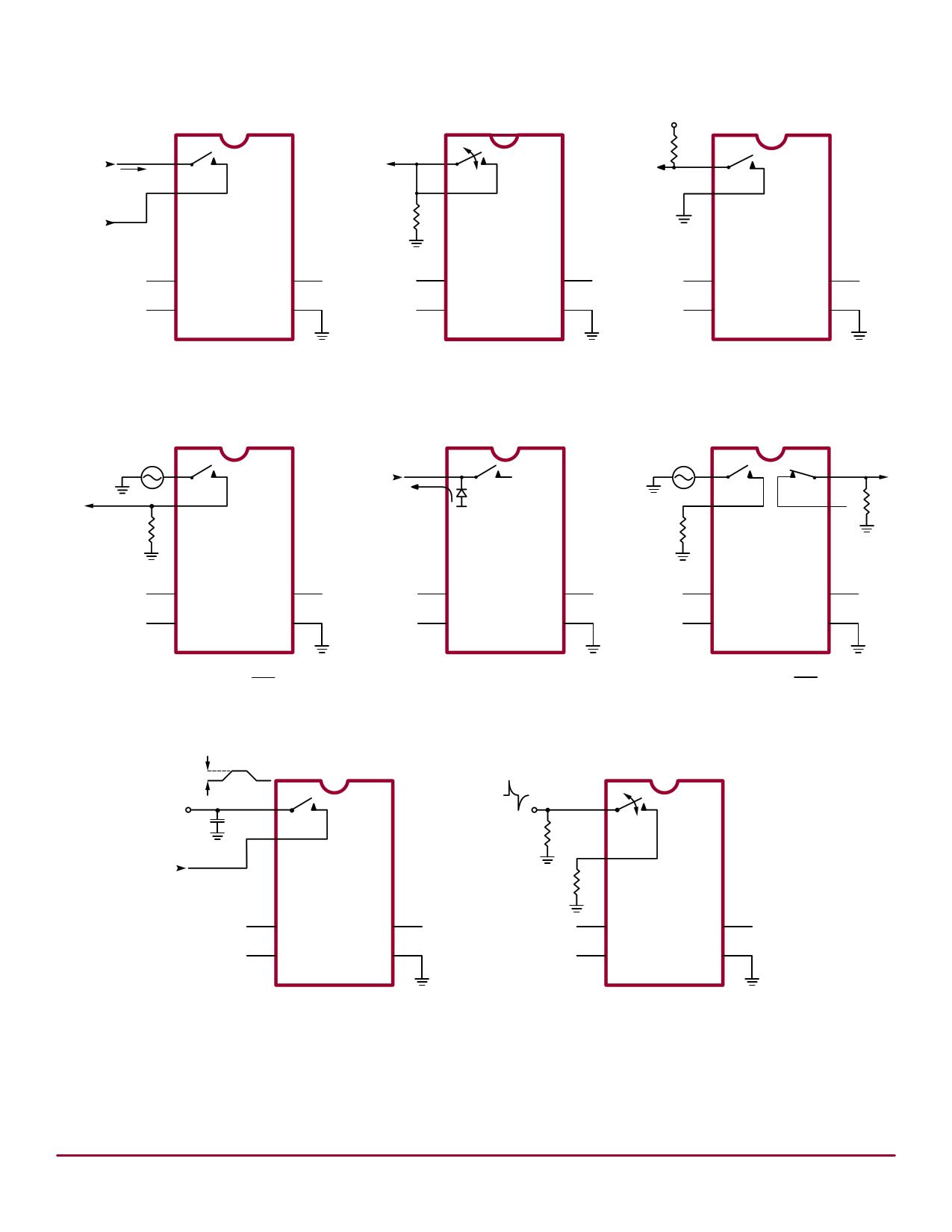 HV20220 電子部品, 半導体