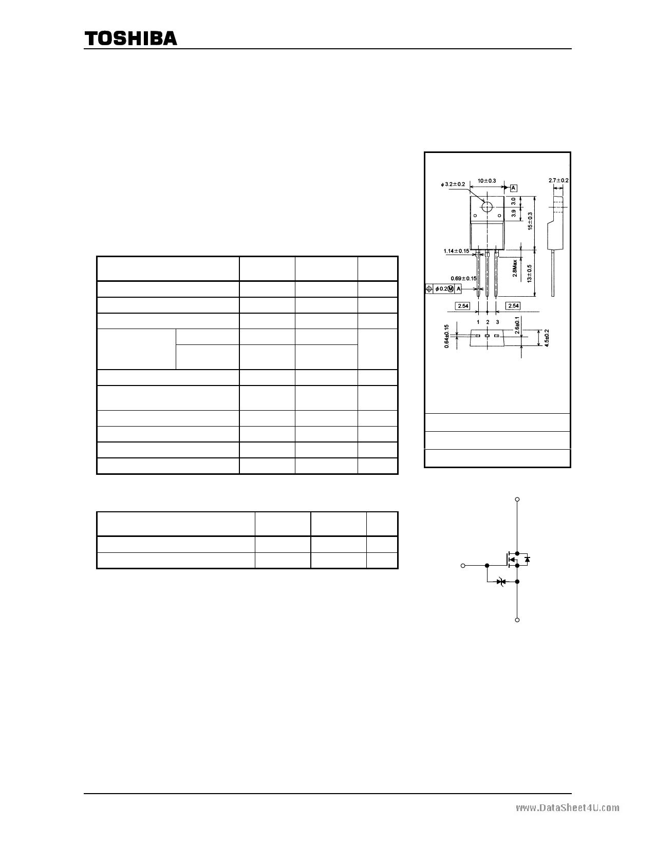 K3566 datasheet image