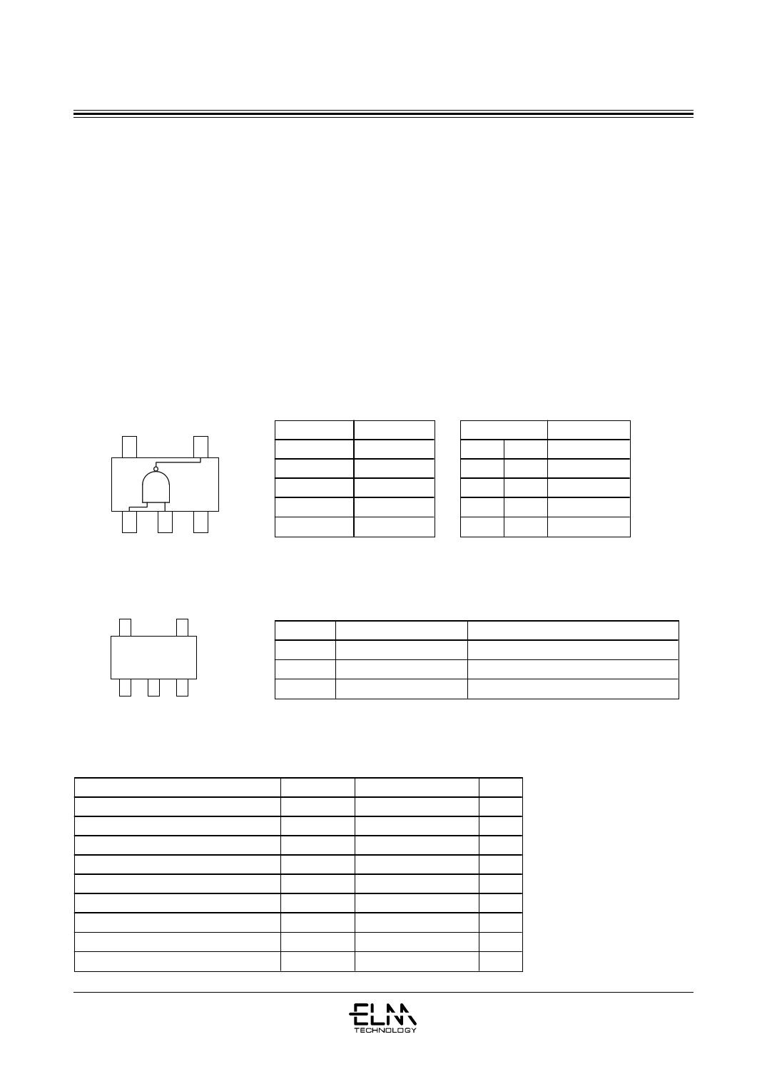 ELM7S00B pdf, ピン配列