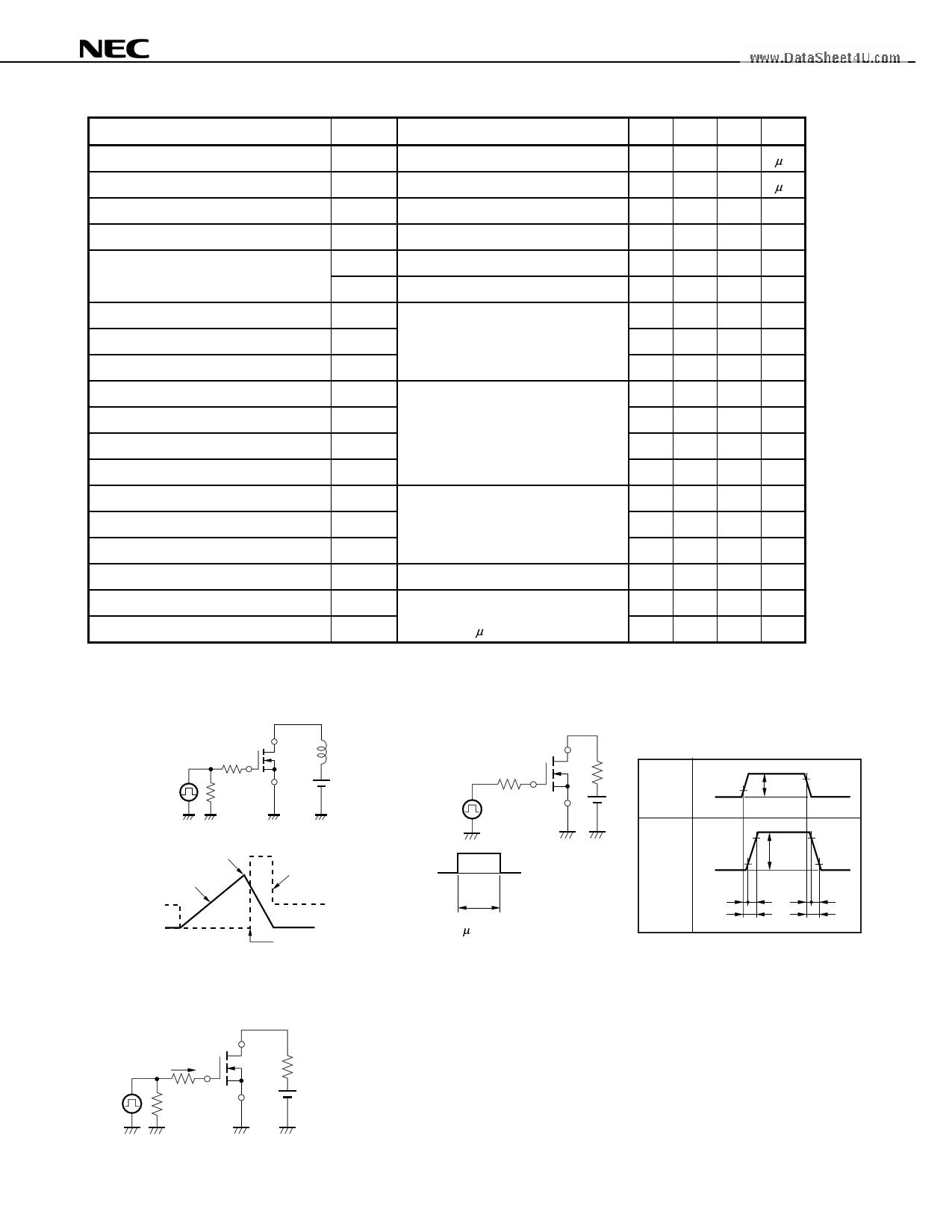 2SK3402 data sheet