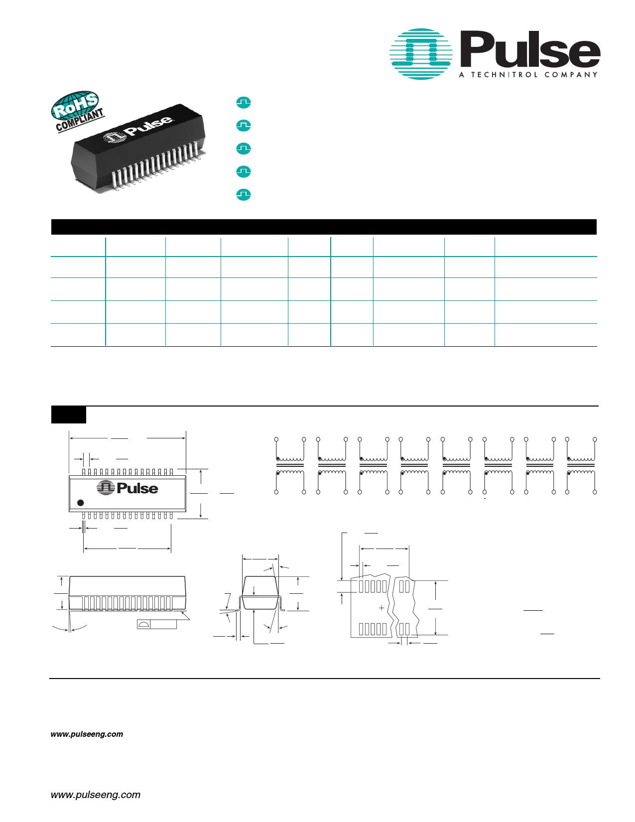 T3048NL 데이터시트 및 T3048NL PDF
