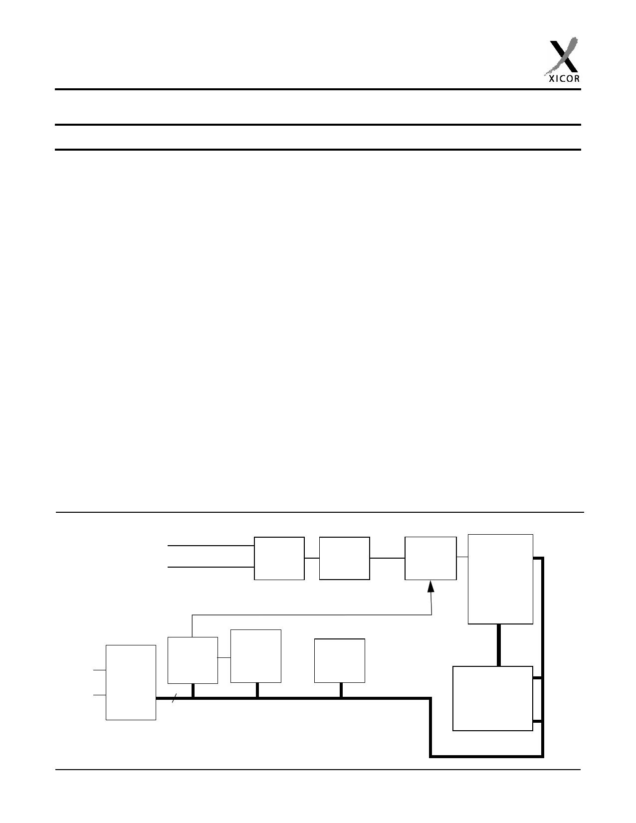 X1240V8 Datasheet, X1240V8 PDF,ピン配置, 機能