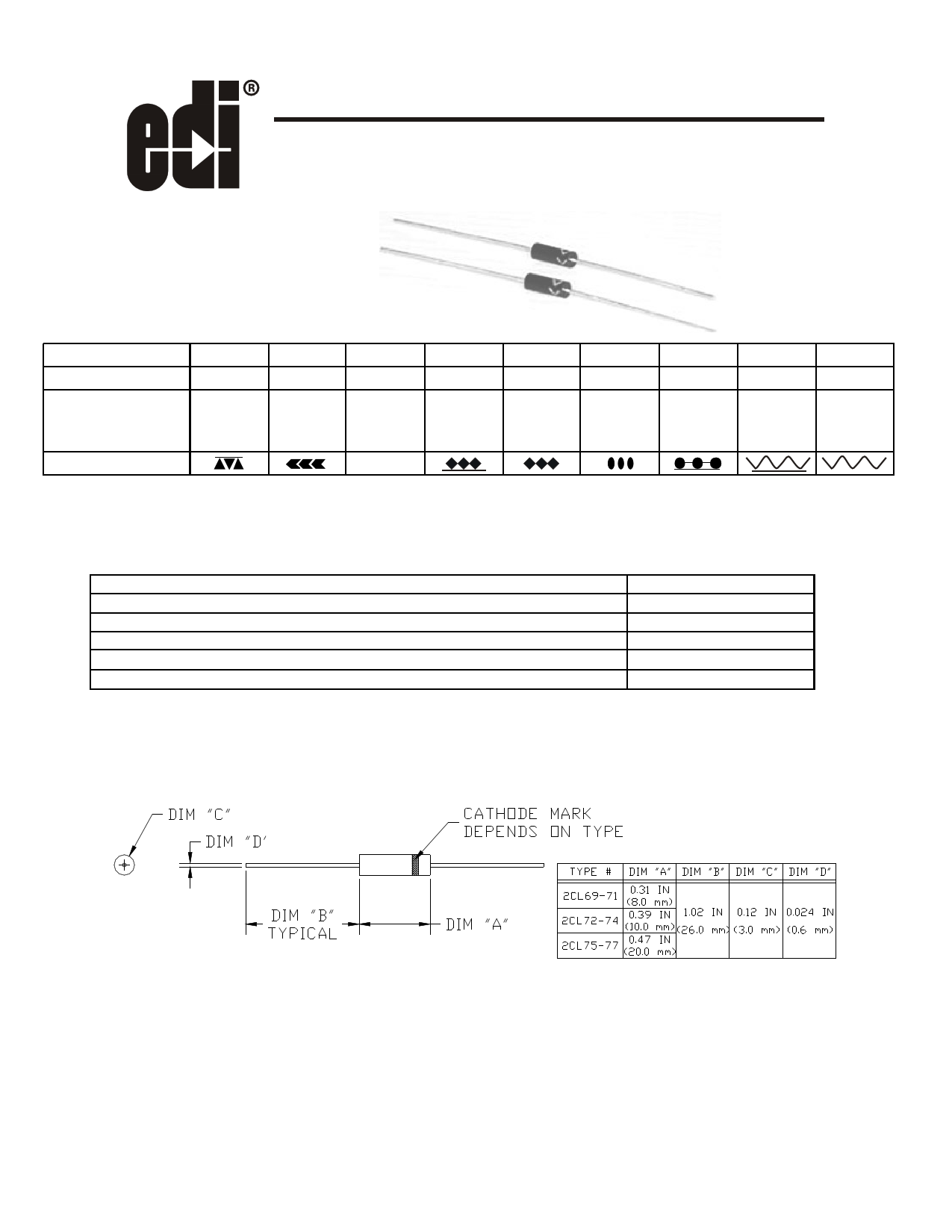 2CL69 datasheet