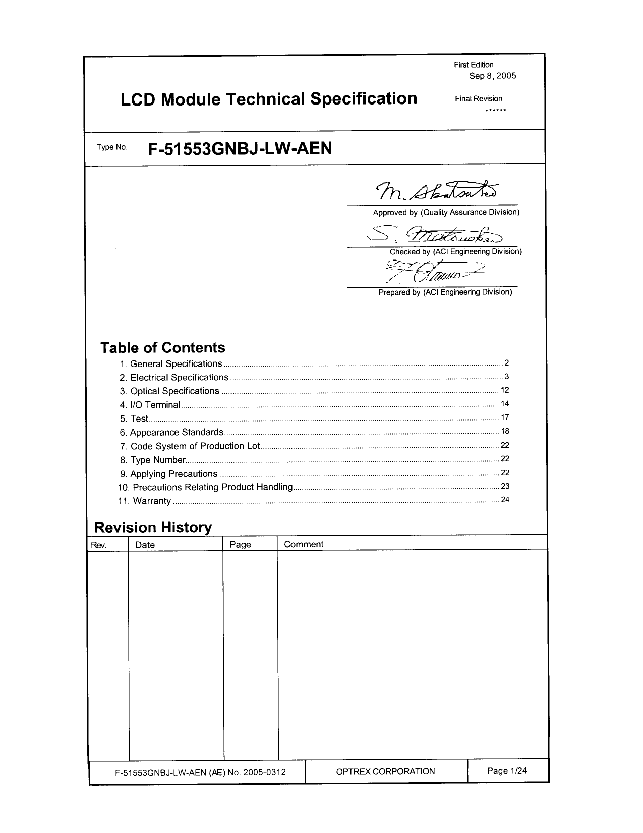 F-51553GNBJ-LW-AEN دیتاشیت PDF