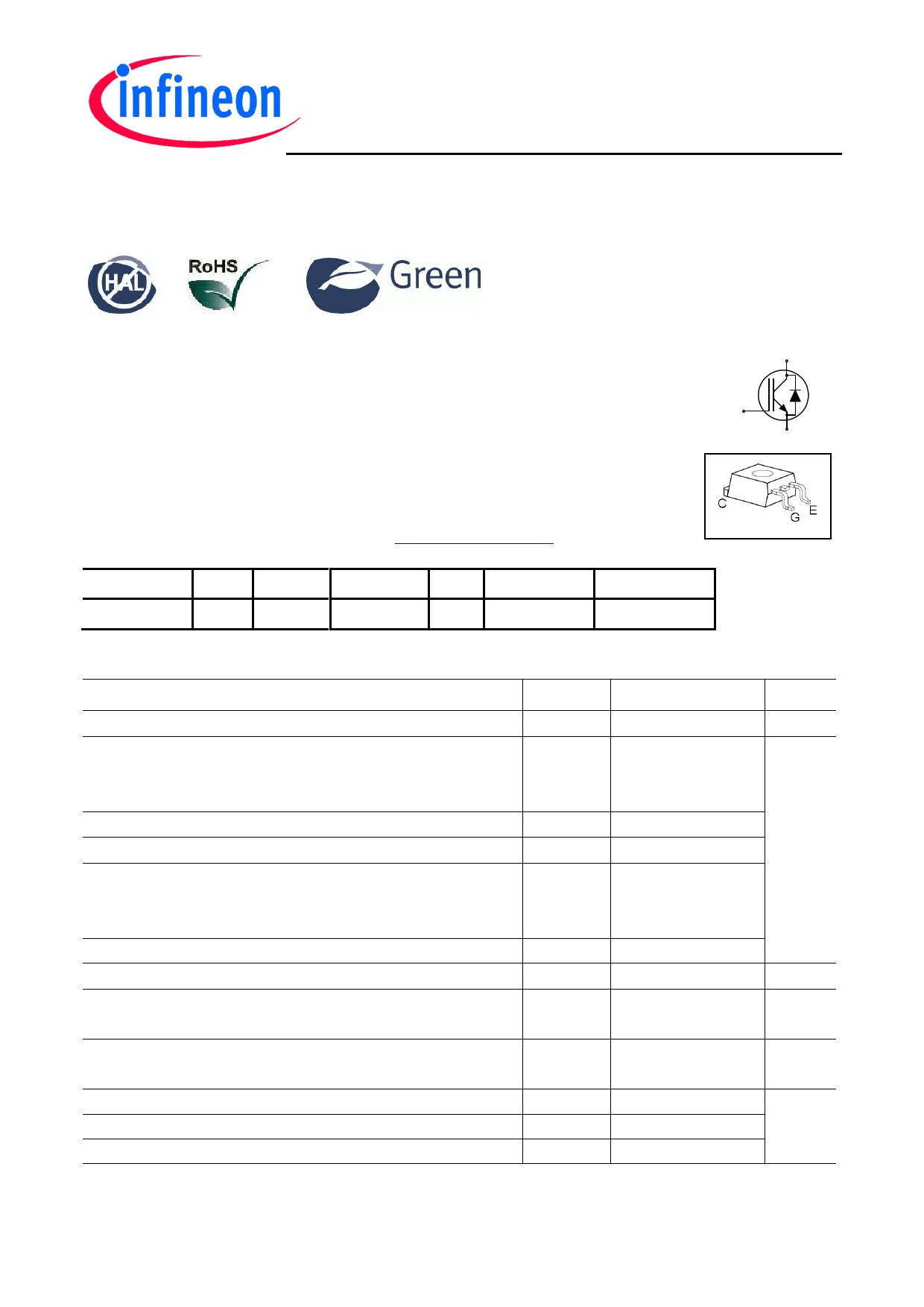 IKB06N60T Datasheet, IKB06N60T PDF,ピン配置, 機能
