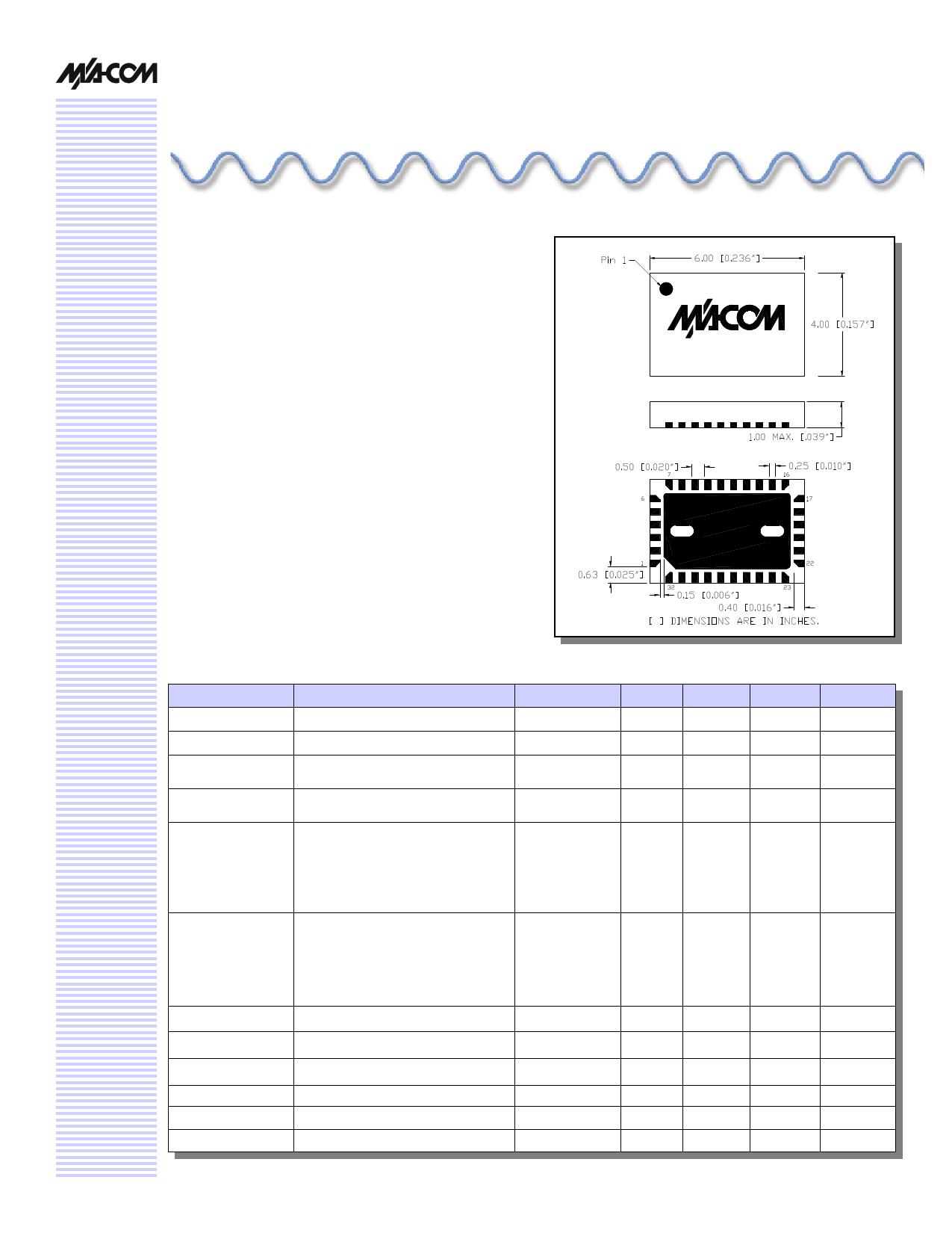 SA90-0001 datasheet