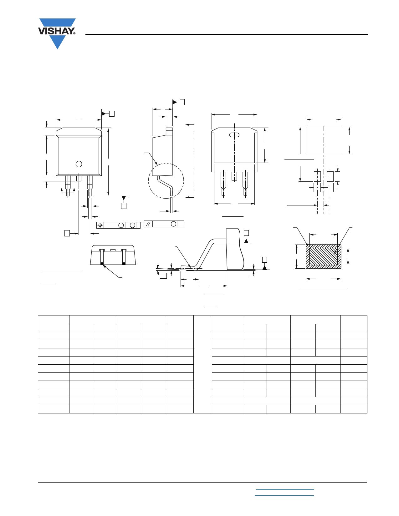 VS-MBR2090CT-1PbF 電子部品, 半導体