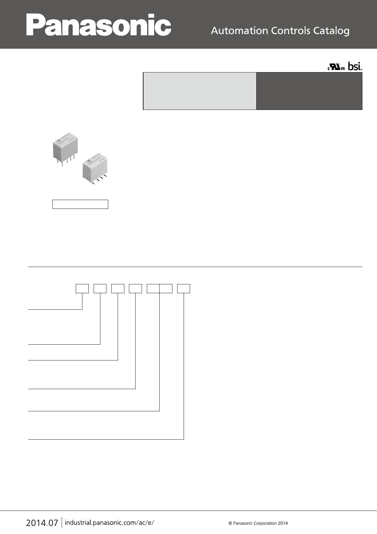 AGN200A1H Datasheet, ピン配置, 機能