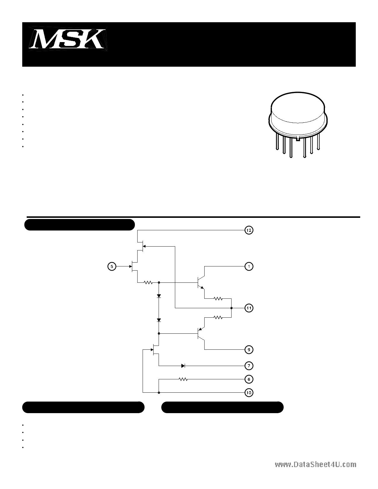 8001401ZX دیتاشیت PDF