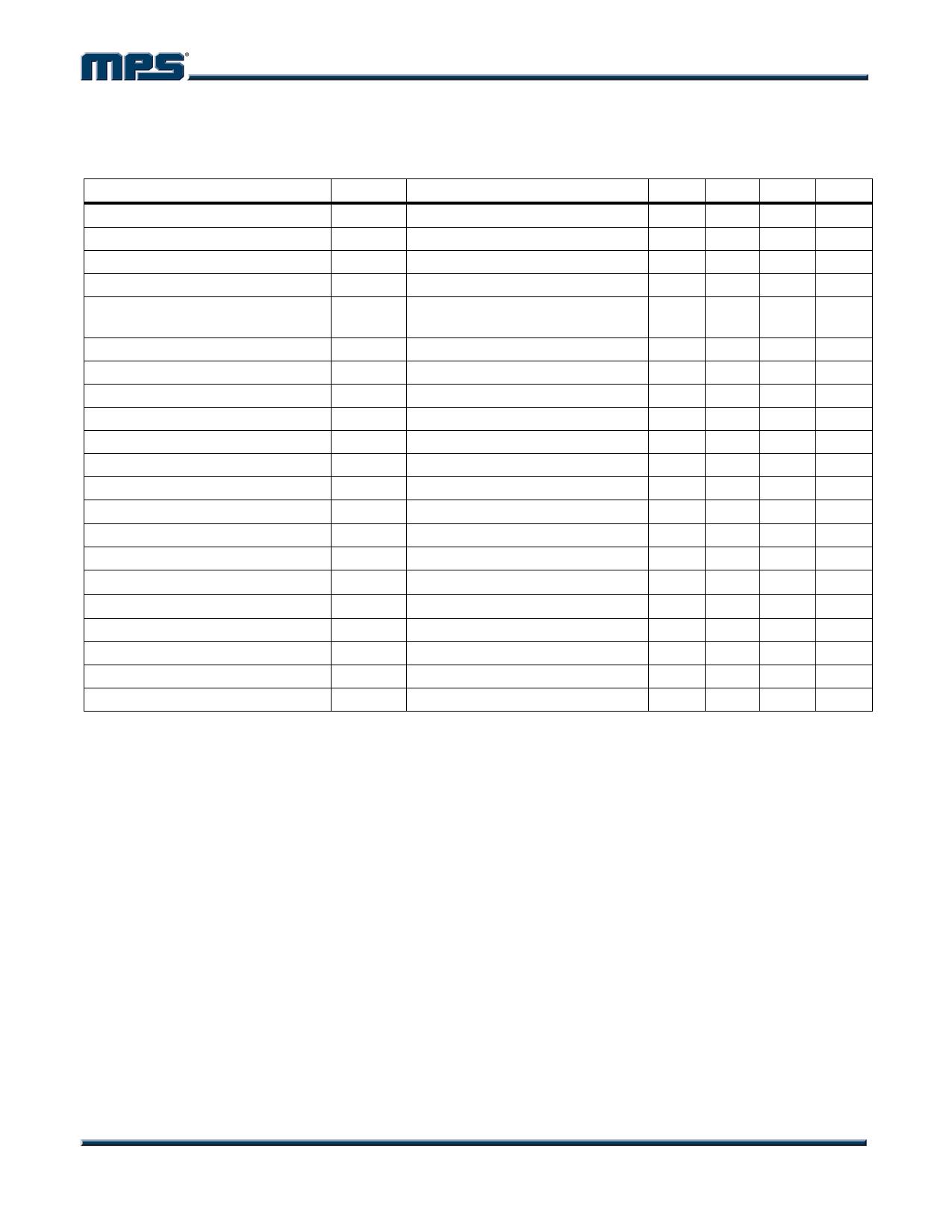 MP1586 pdf, 電子部品, 半導体, ピン配列