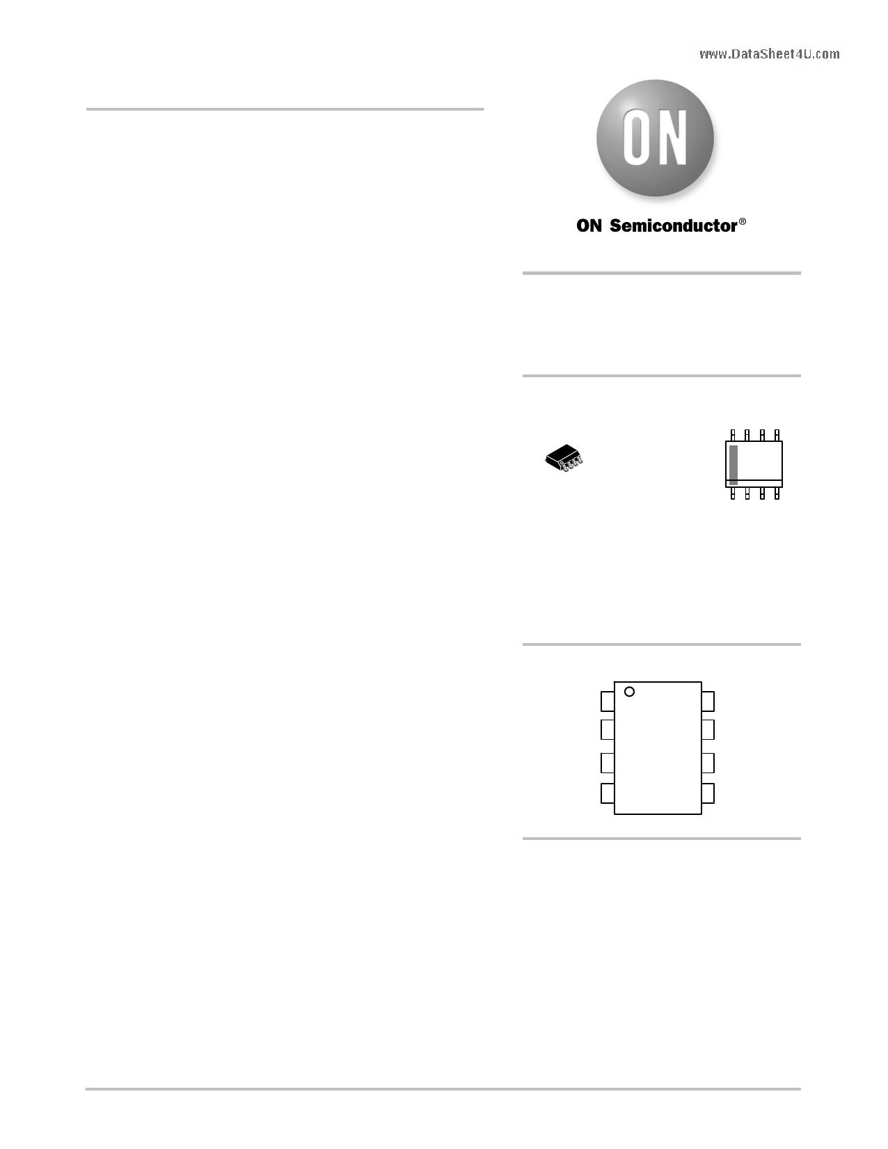 NCP1380 دیتاشیت PDF