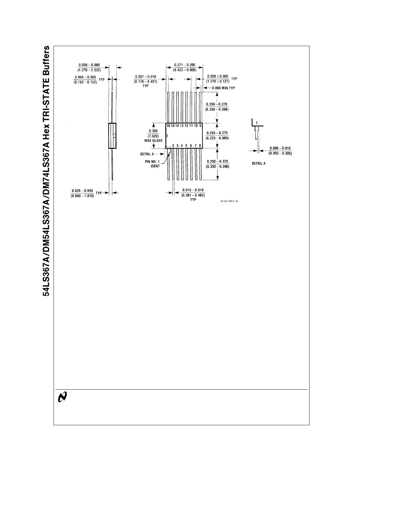 54LS367A 電子部品, 半導体