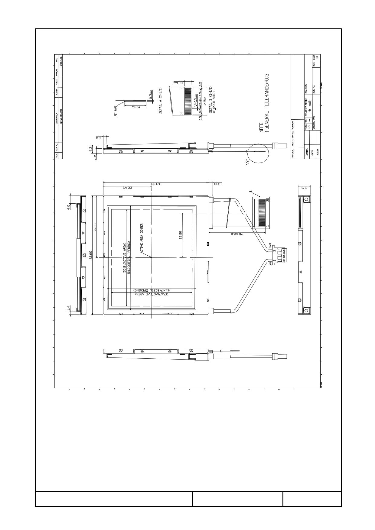 T-51379L025J_FW_P_AA Даташит, Описание, Даташиты