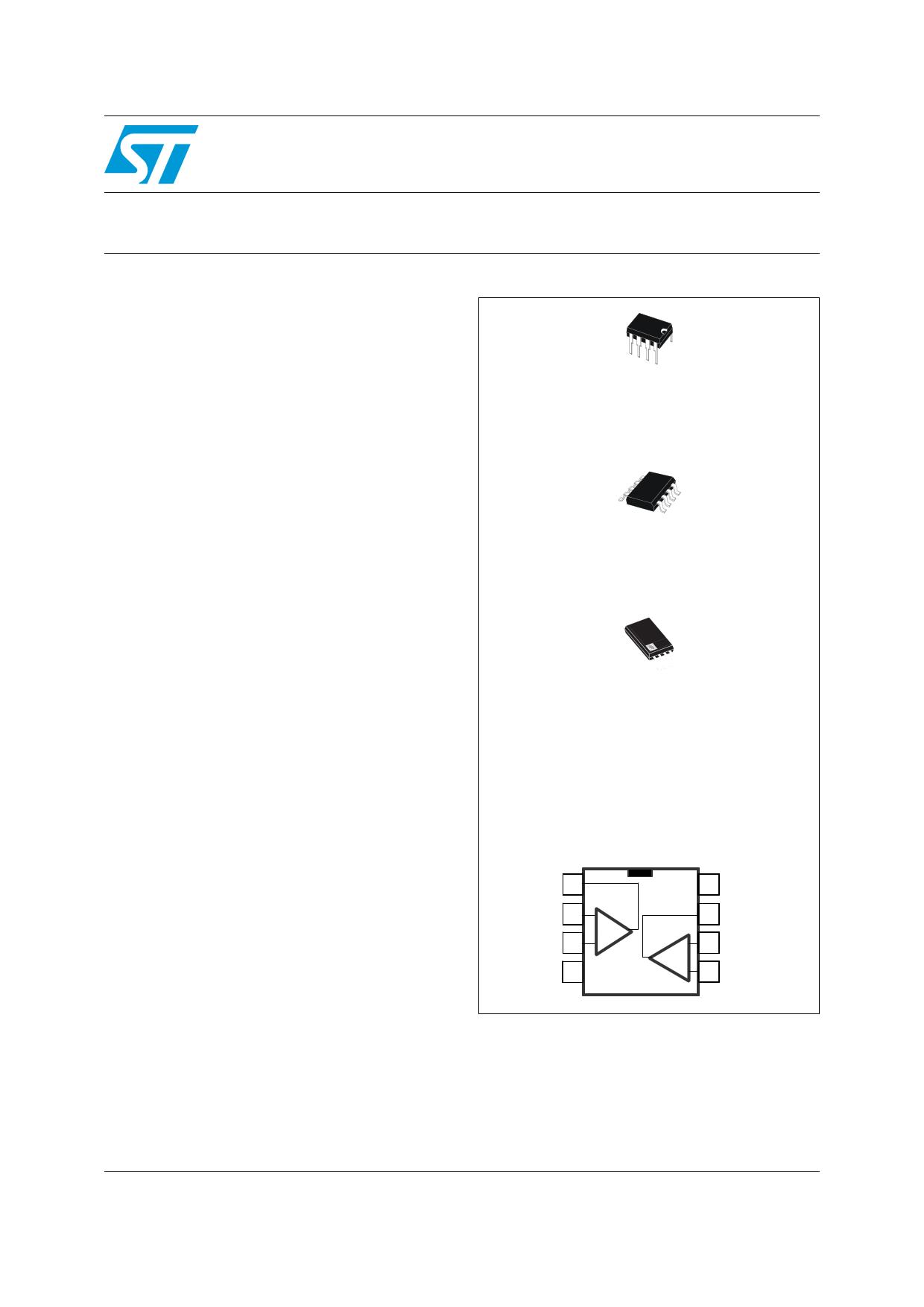 TS27M2B Datasheet, TS27M2B PDF,ピン配置, 機能